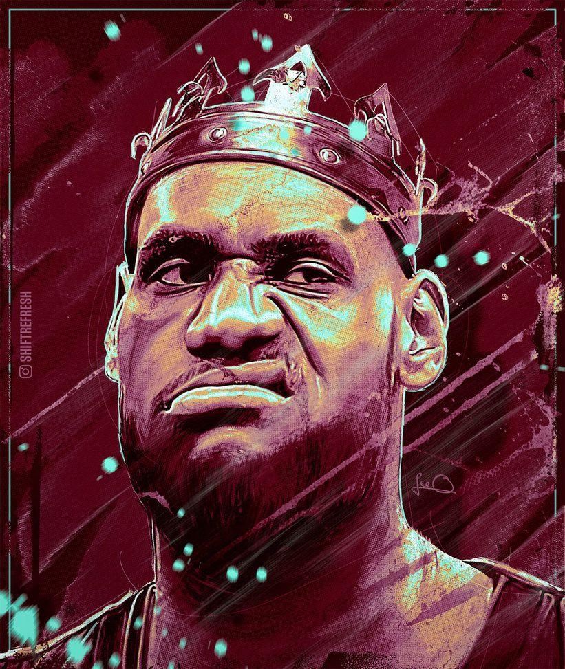 LeBron James 2018 HD Wallpapers