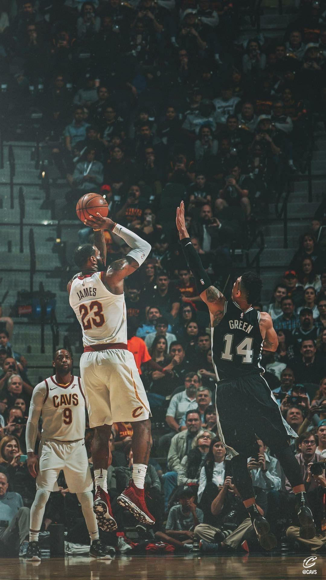 LeBron James 2018 HD Wallpapers - Wallpaper Cave
