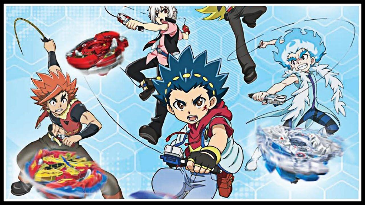 Beyblade Burst Turbo Wallpapers - Wallpaper Cave