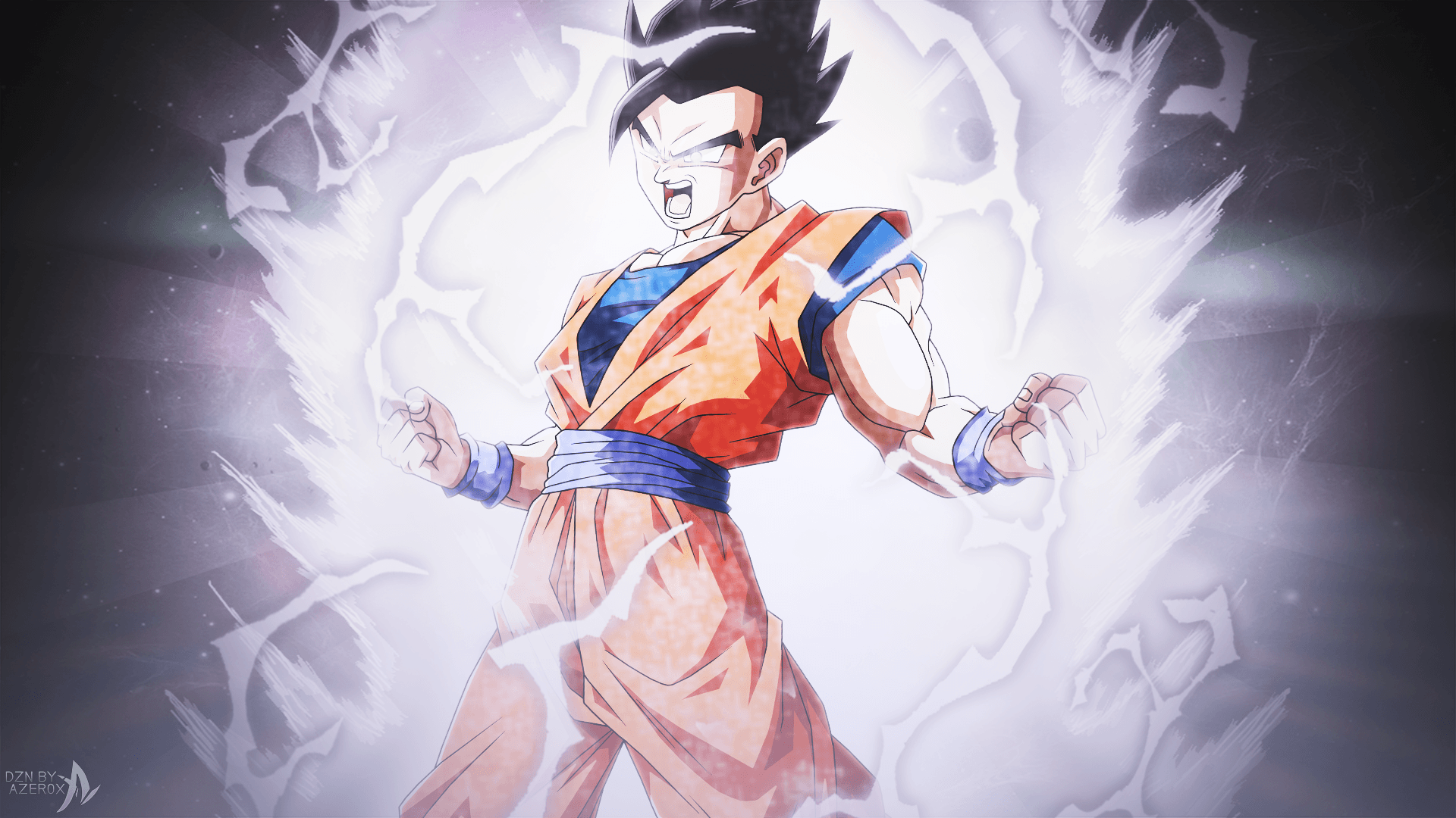 ULTIMATE GOHAN THE POTENTIAL UNLEASHED By Azer0xHD On DeviantArt