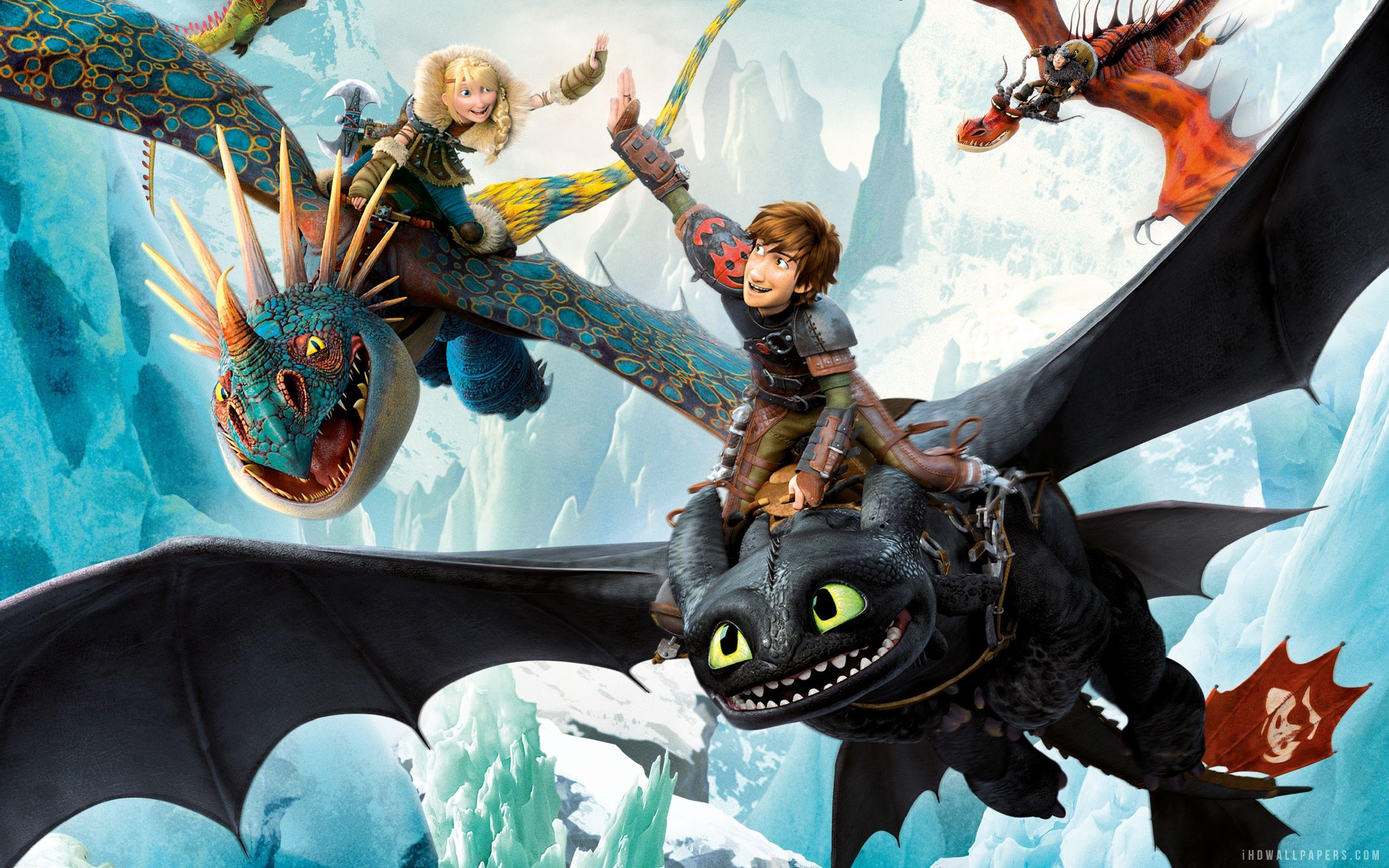 Pictures to train how dragon your