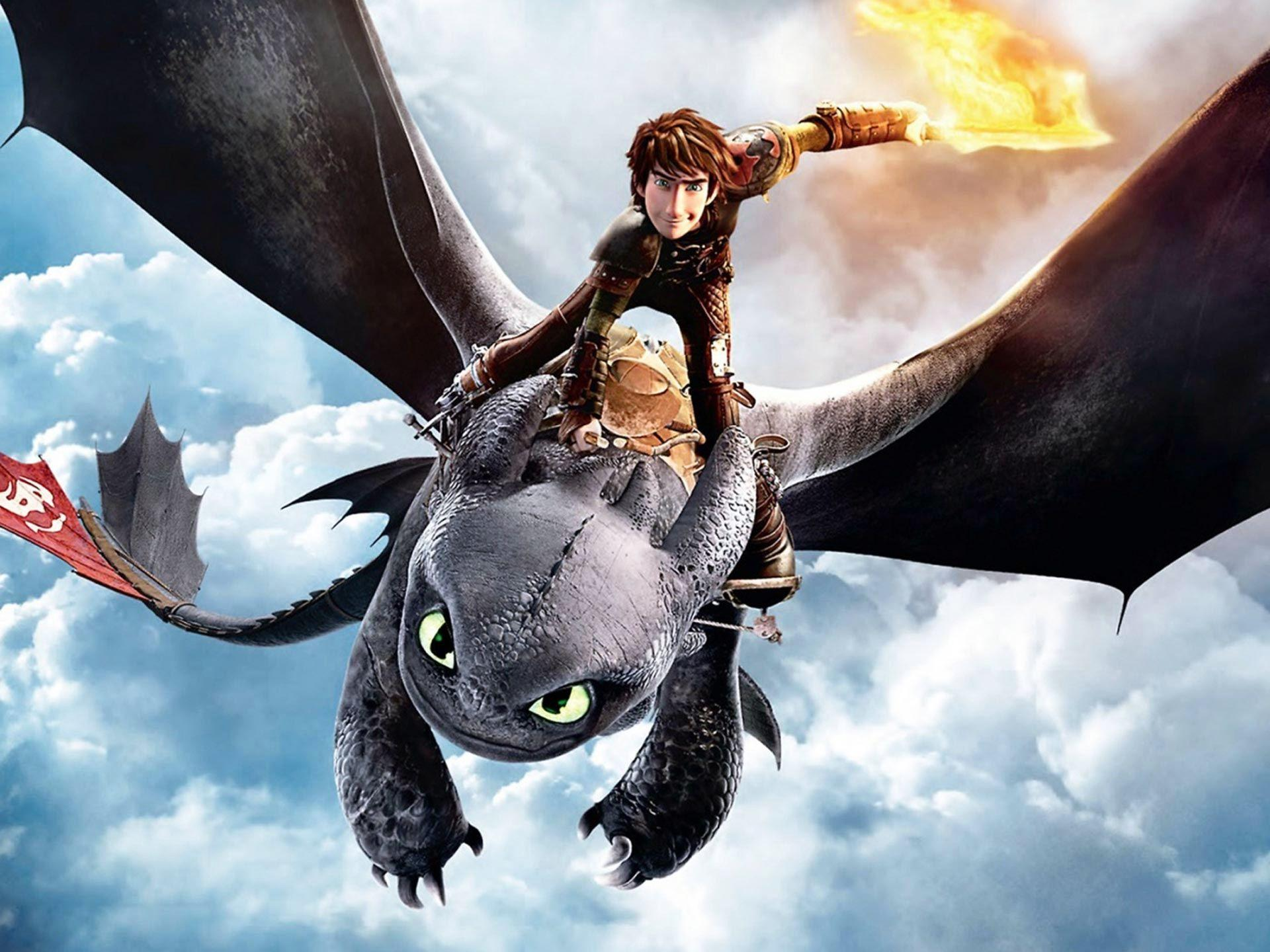 How To Train Your Dragon 3 Wallpapers