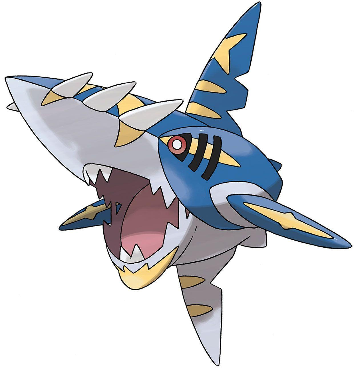 Mega Sharpedo