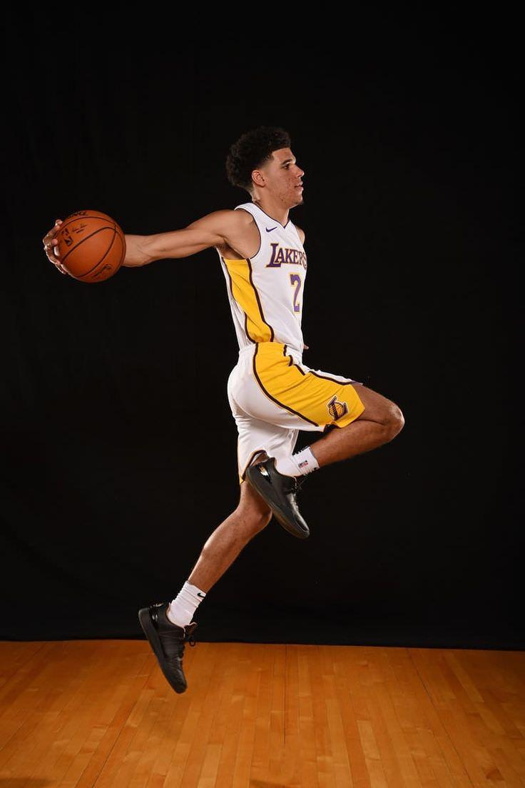 Lonzo Ball Dunk Wallpapers | 736x1104 | Image Id 10010