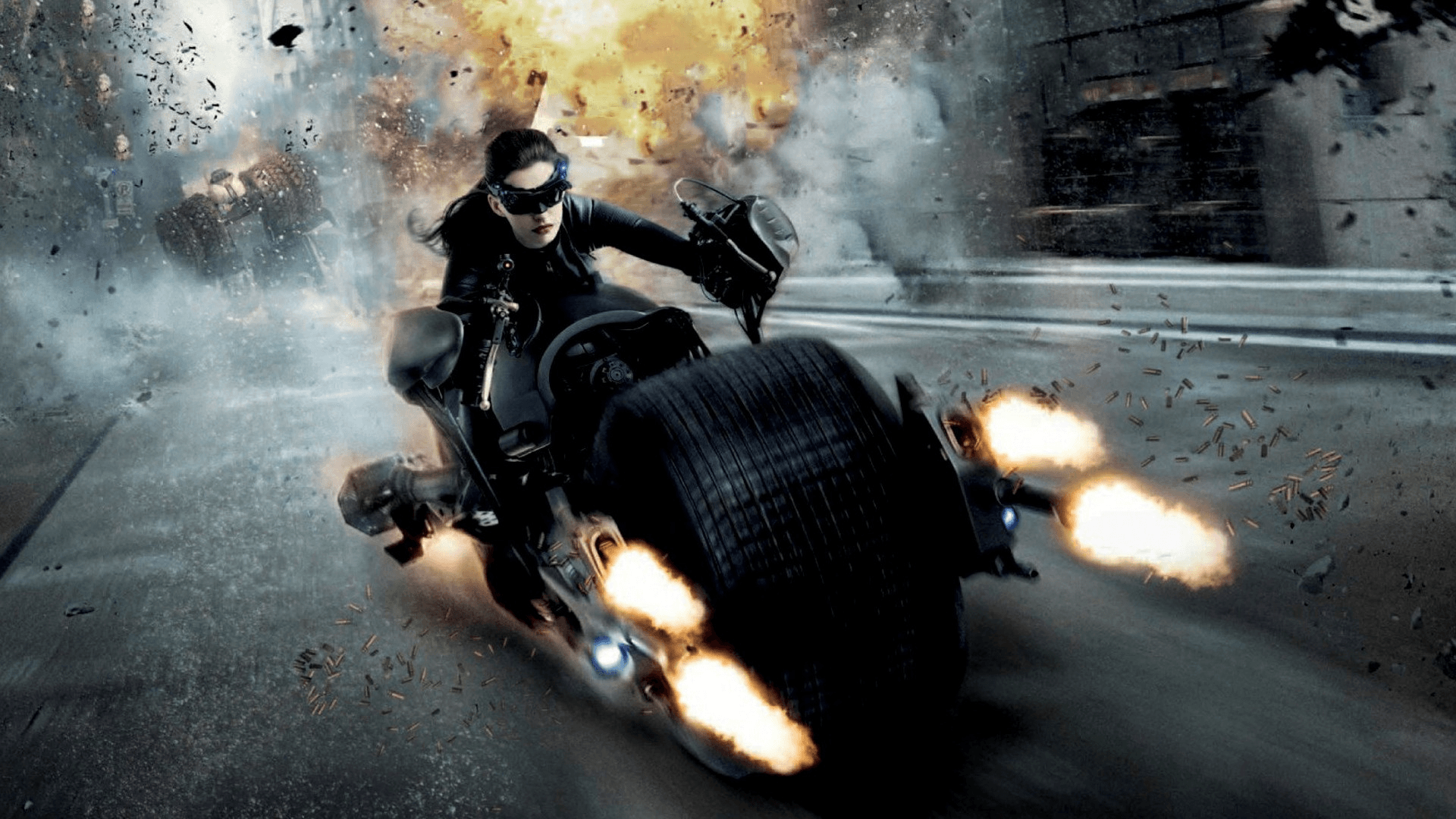 Batman Bike Wallpapers Wallpaper Cave