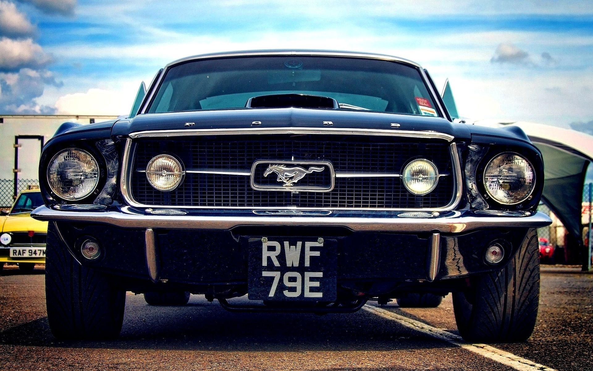 Ford Mustang Fastback 1967 Wallpapers Wallpaper Cave