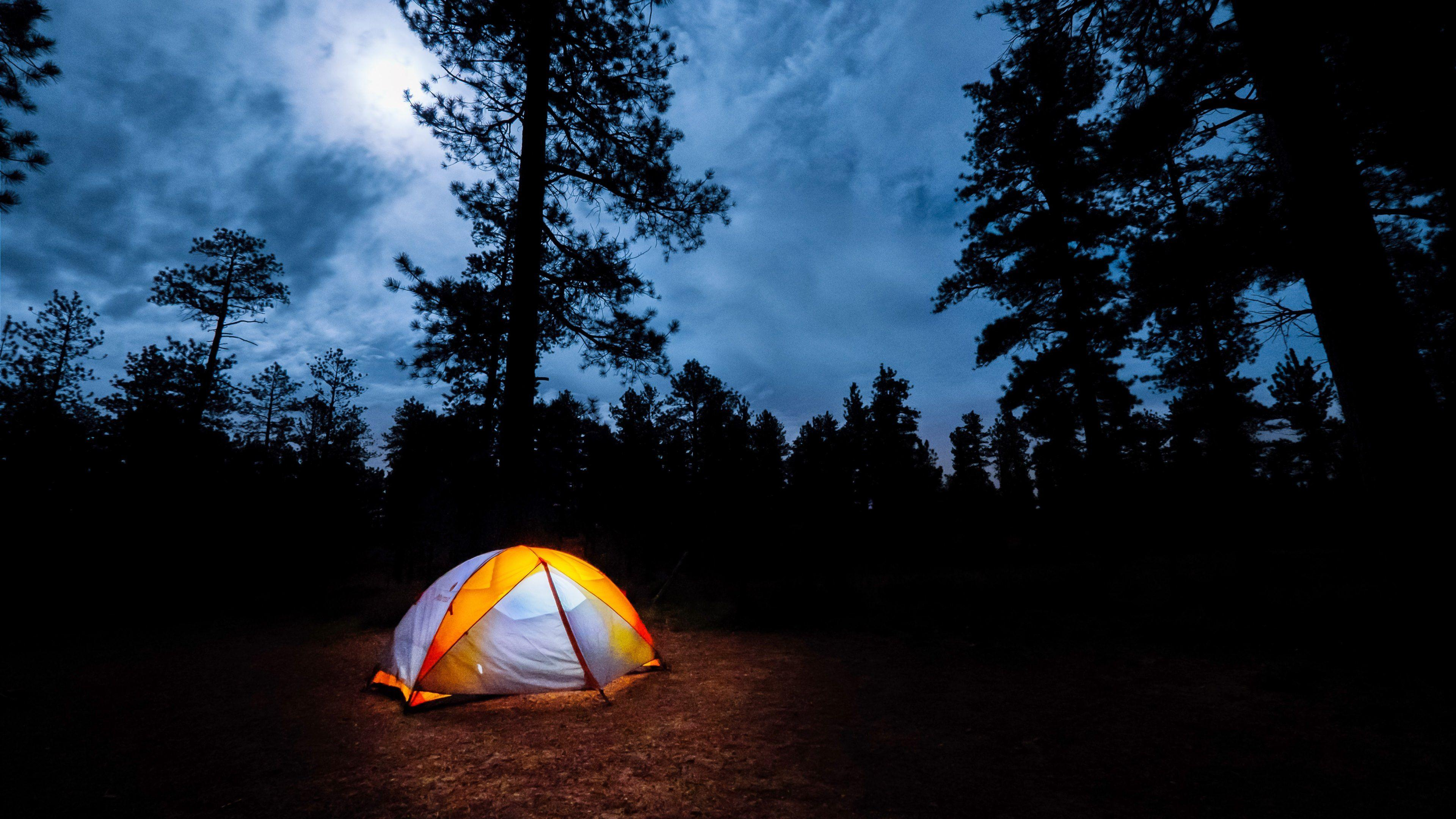 Camping HD Wallpapers - Wallpaper Cave