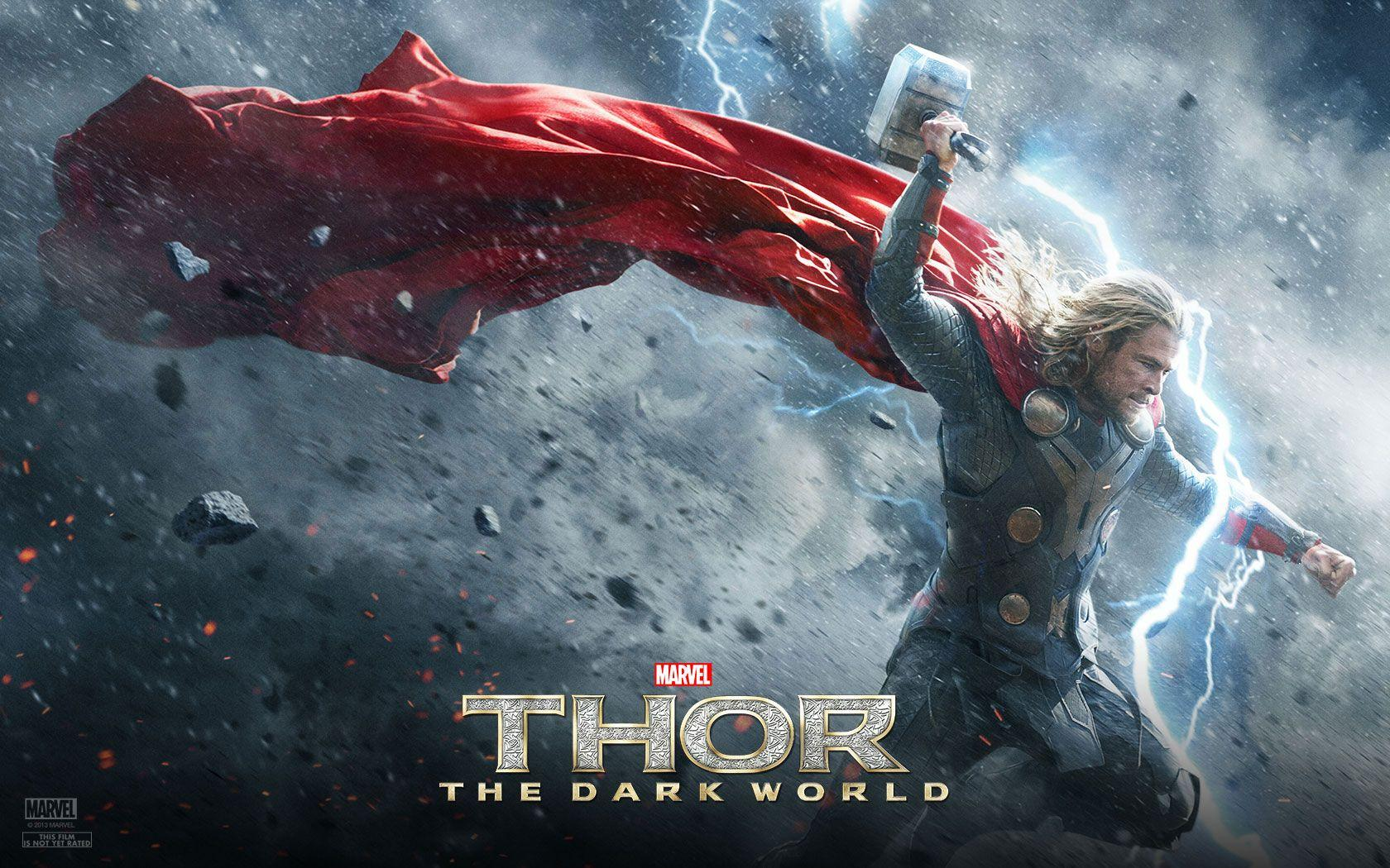 Thor The Dark World Wallpapers Wallpaper Cave