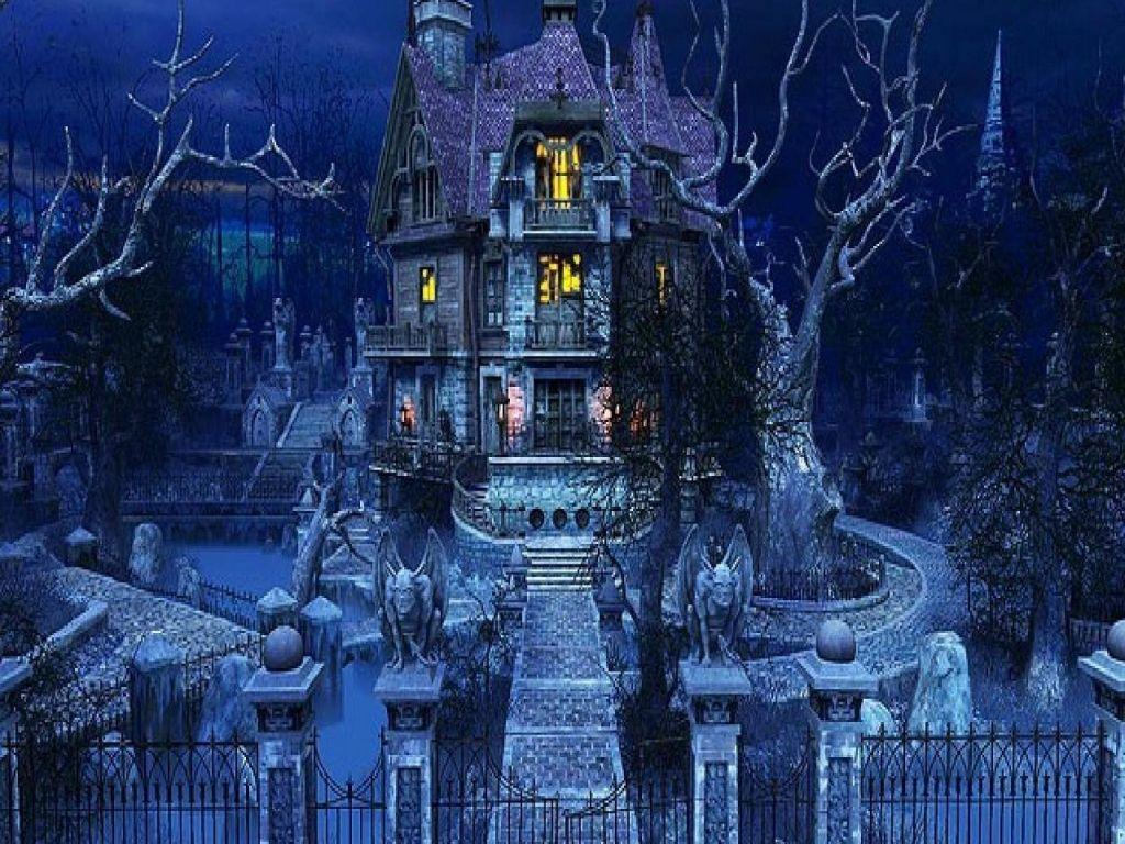Haunted Mansion Wallpapers - Wallpaper Cave