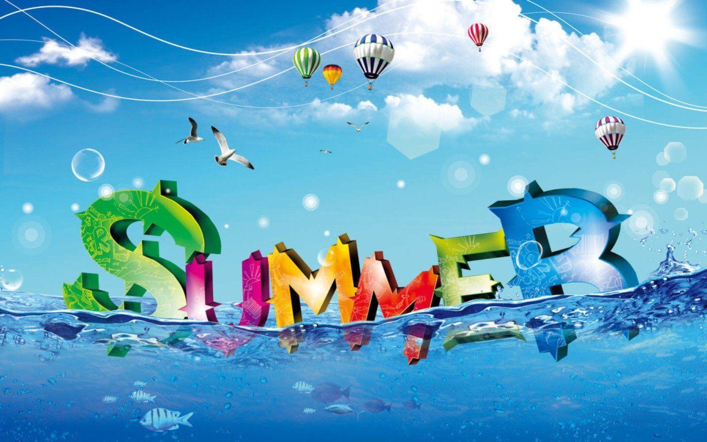 Summer Vacations Wallpapers Wallpaper Cave