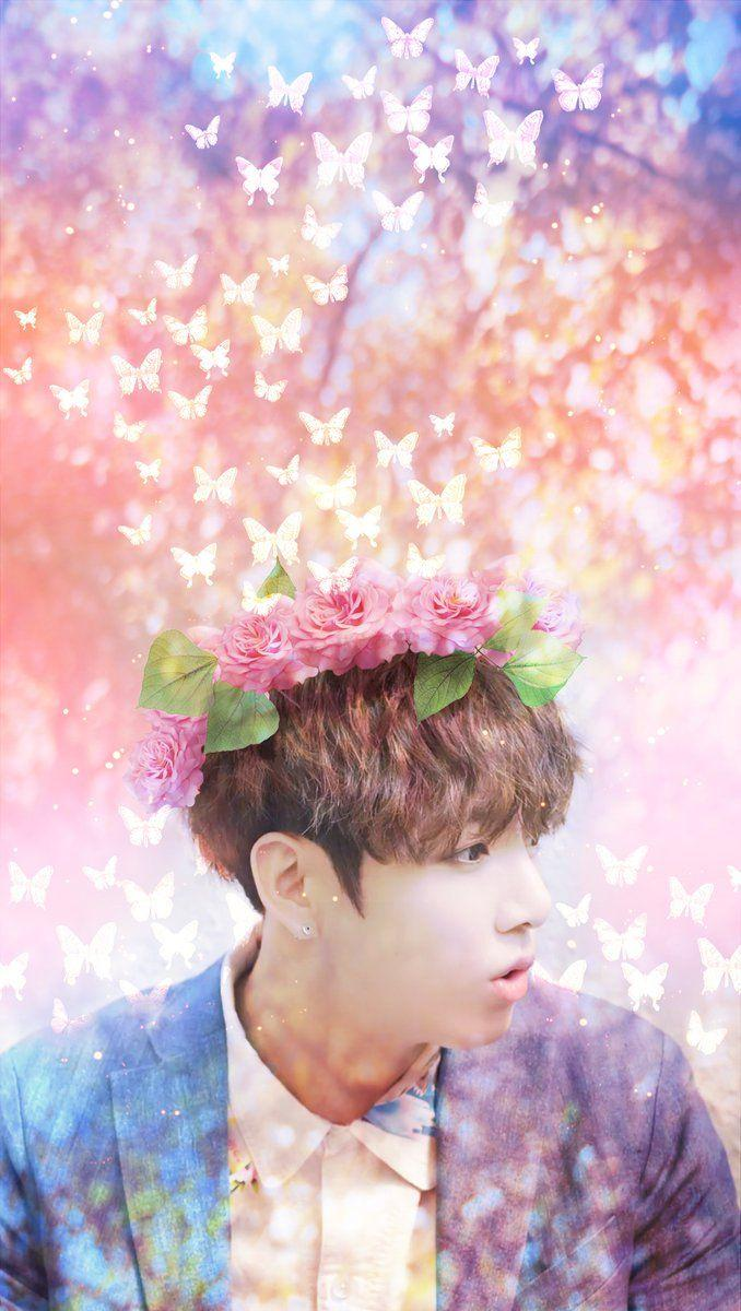 Mimoseby on Twitter: Jungkook BTS Wallpapers