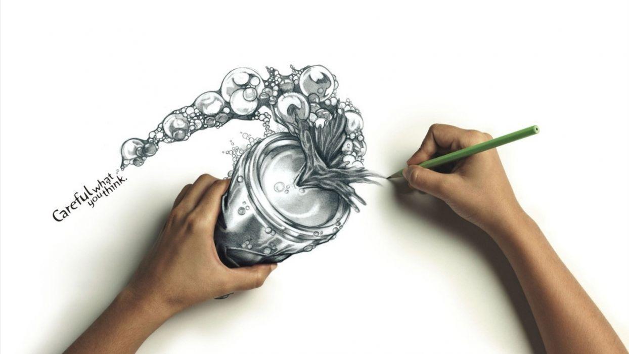 Pencil Drawing Wallpapers Wallpaper Cave