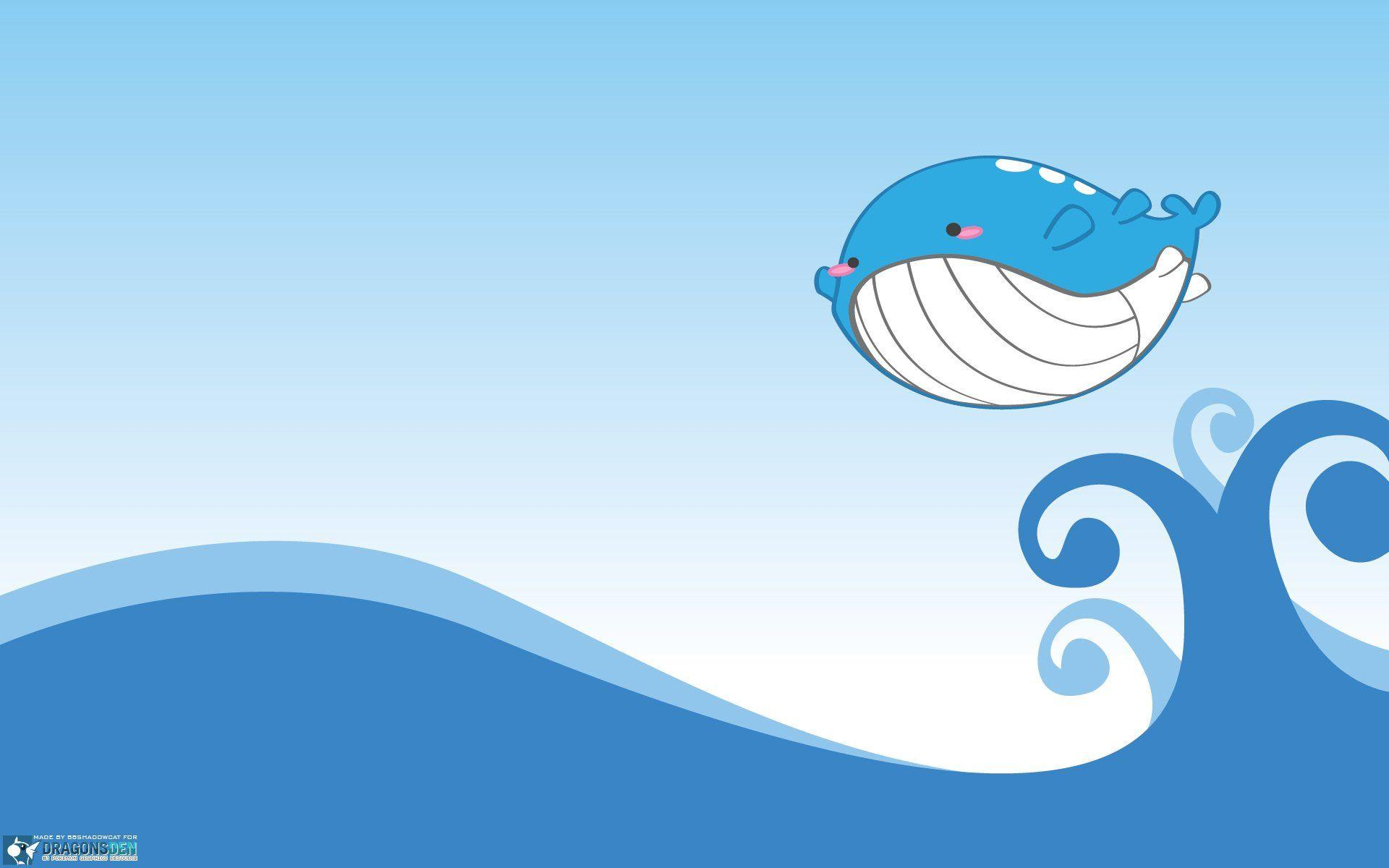 4 Wailord (Pokémon) HD Wallpapers | Background Images - Wallpaper Abyss