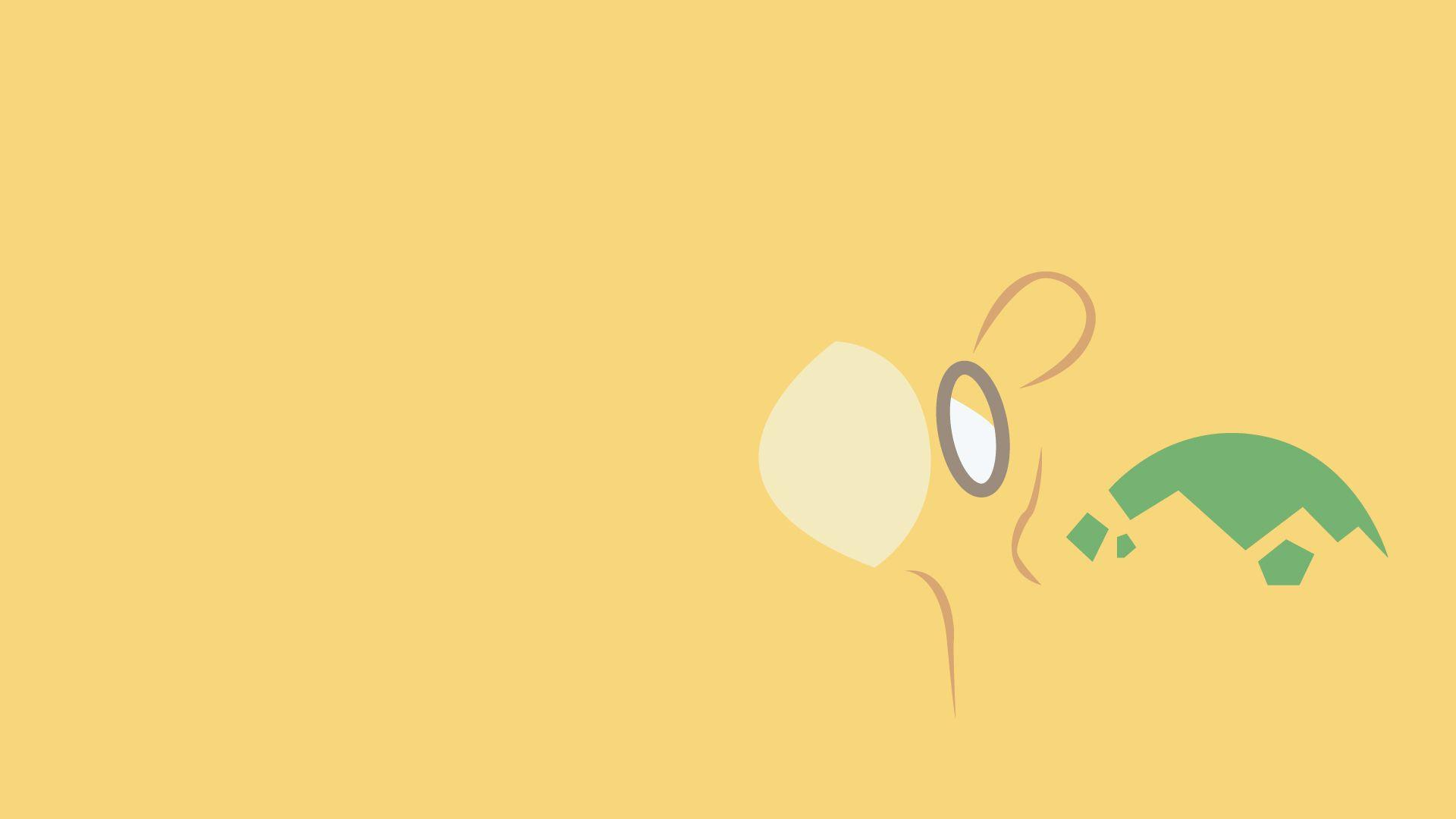 Free 1920x1080 Numel Minimalism Yellow Background Wallpapers Full HD ...