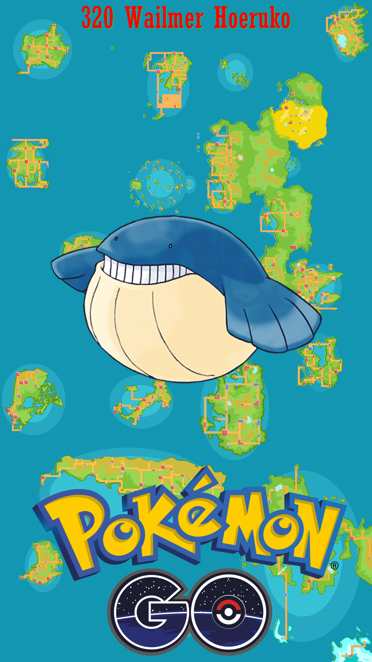 320 Street Map Wailmer Hoeruko | Wallpaper