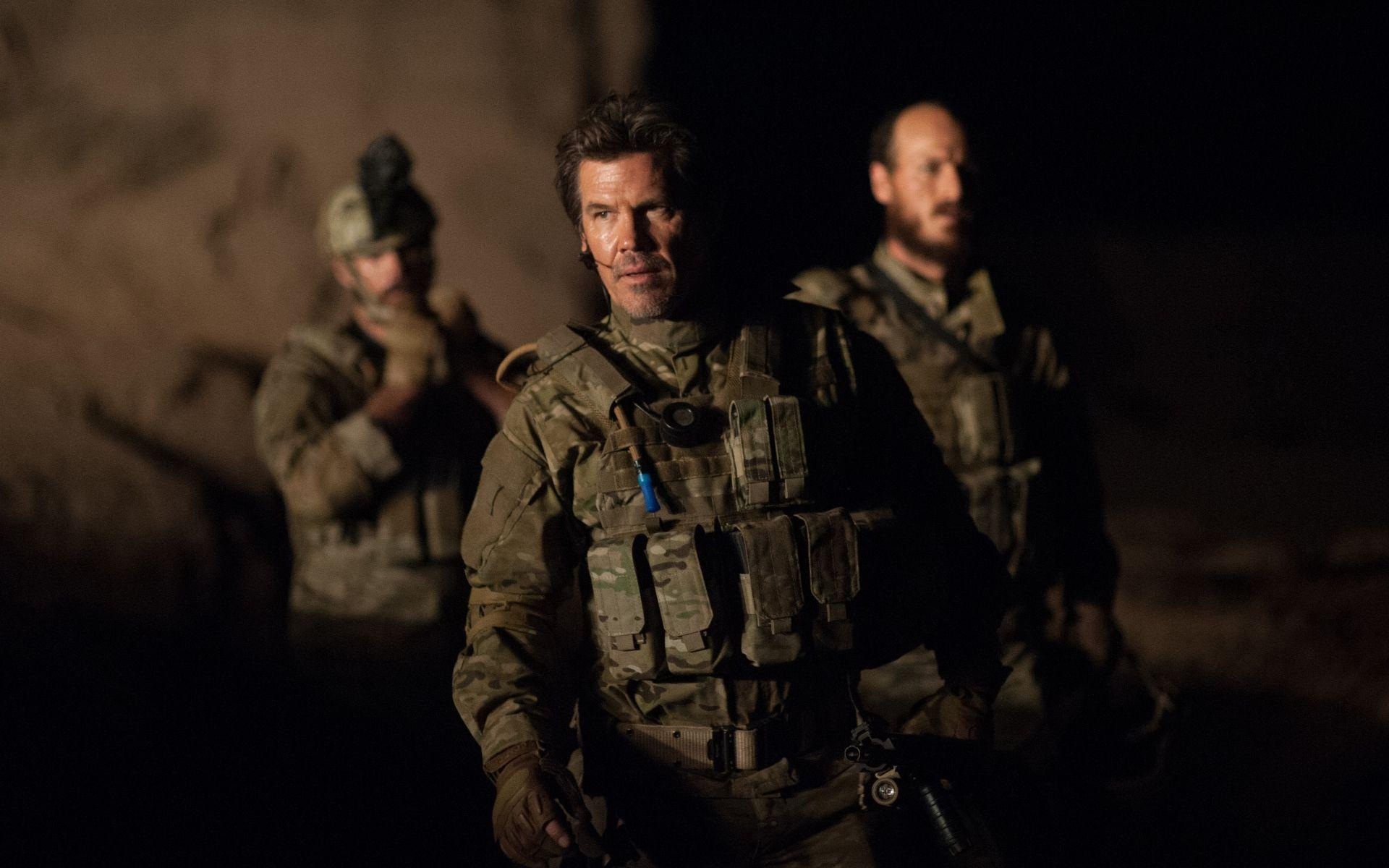 Sicario Movie Characters Soldiers
