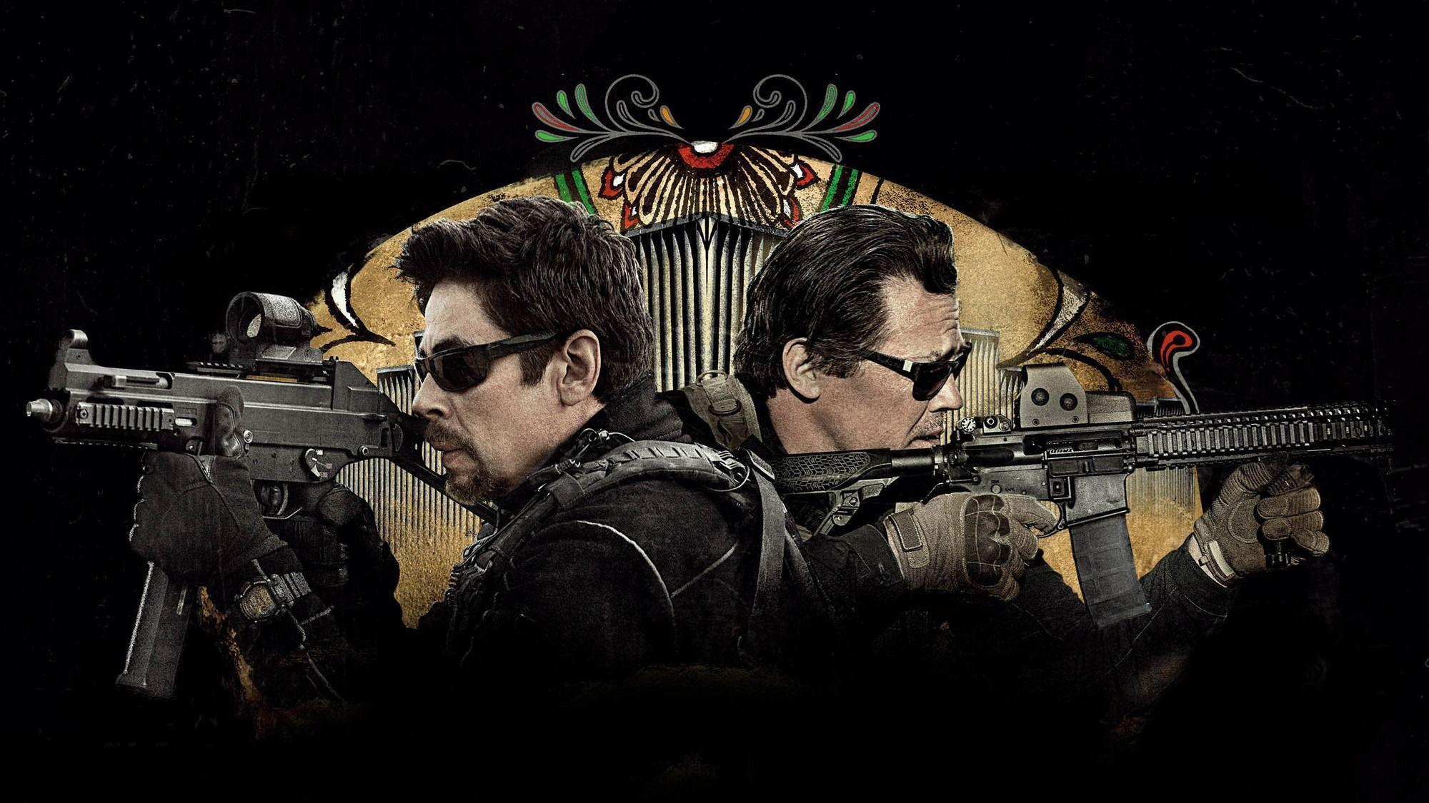 Sicario Day Of The Soldado Chinese Poster, HD Movies, 4k Wallpapers