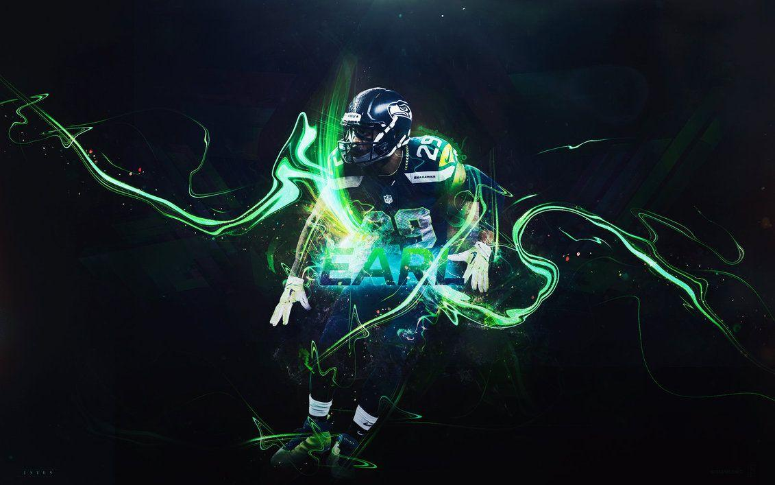 Earl Thomas Wallpapers Green By BengalDesigns by bengalbro