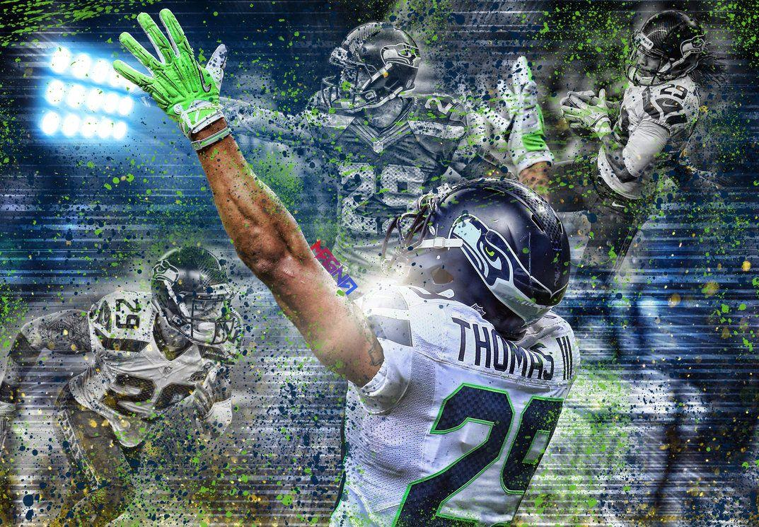 Earl Thomas Wallpapers by SoccerMagna