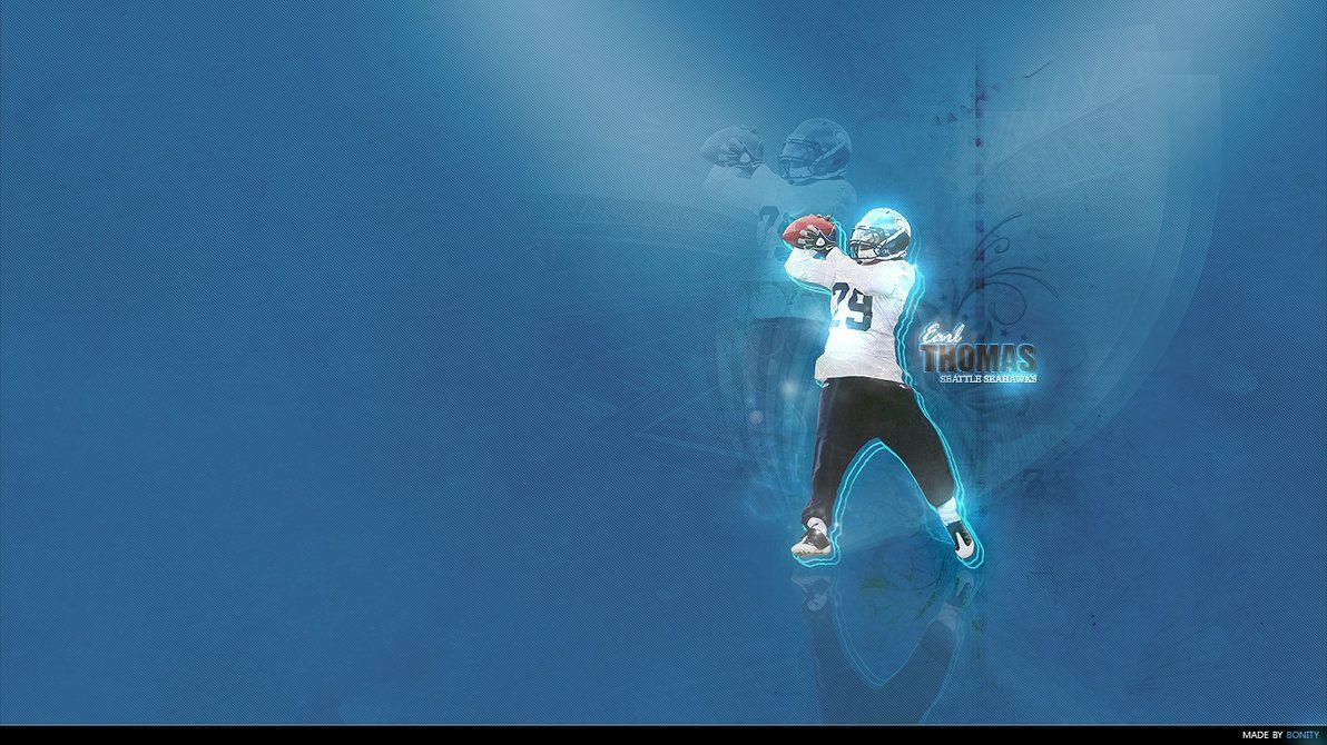 Earl Thomas Wallpapers by GoldenIsThySeahawk