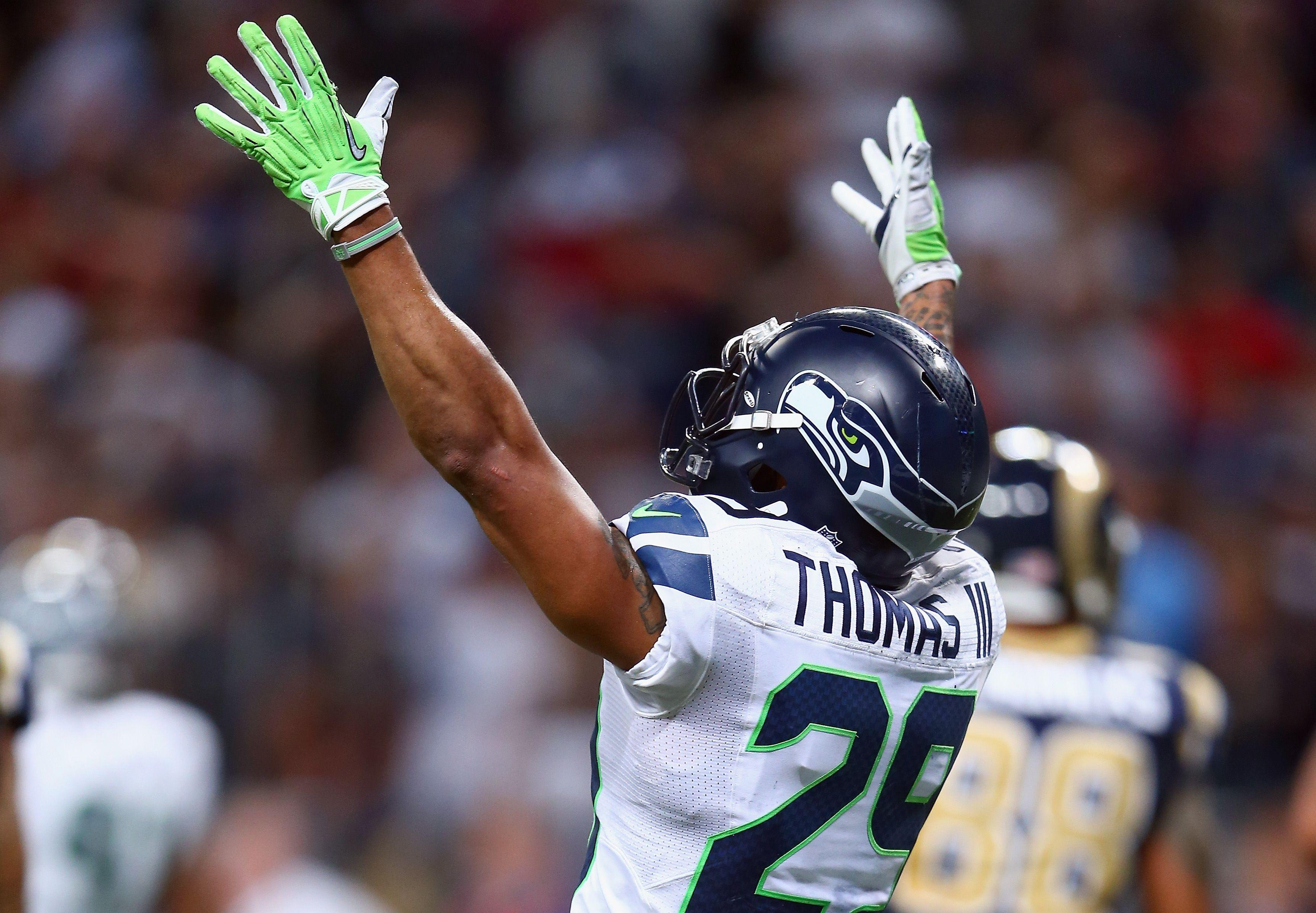 Earl Thomas Seeing New Looks From Opponents « CBS Seattle