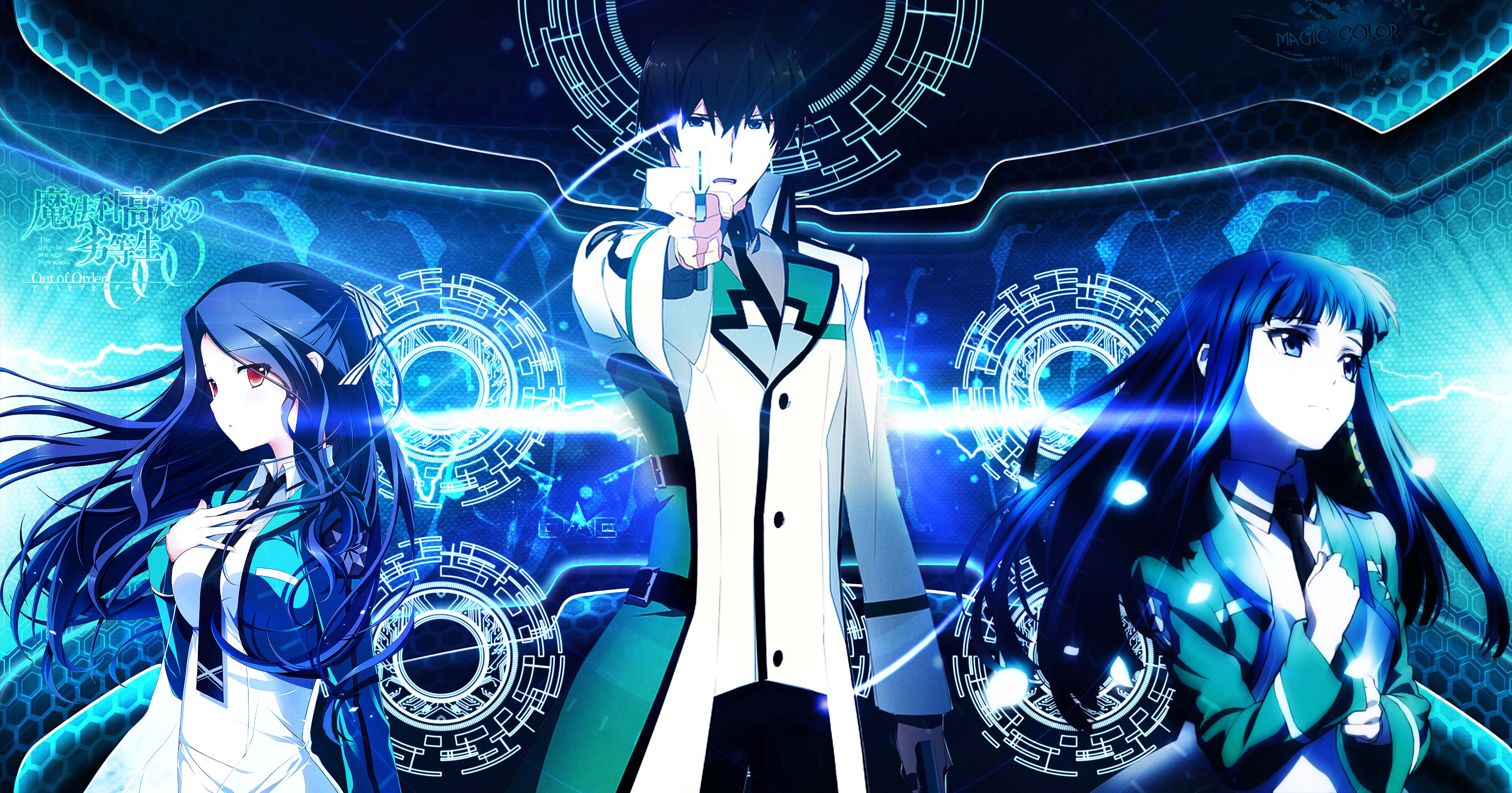 The Irregular At Magic High School Wallpapers Wallpaper Cave