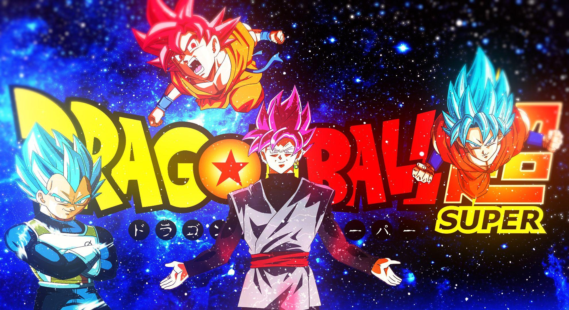 Dragon Ball Heroes Wallpapers - Wallpaper Cave