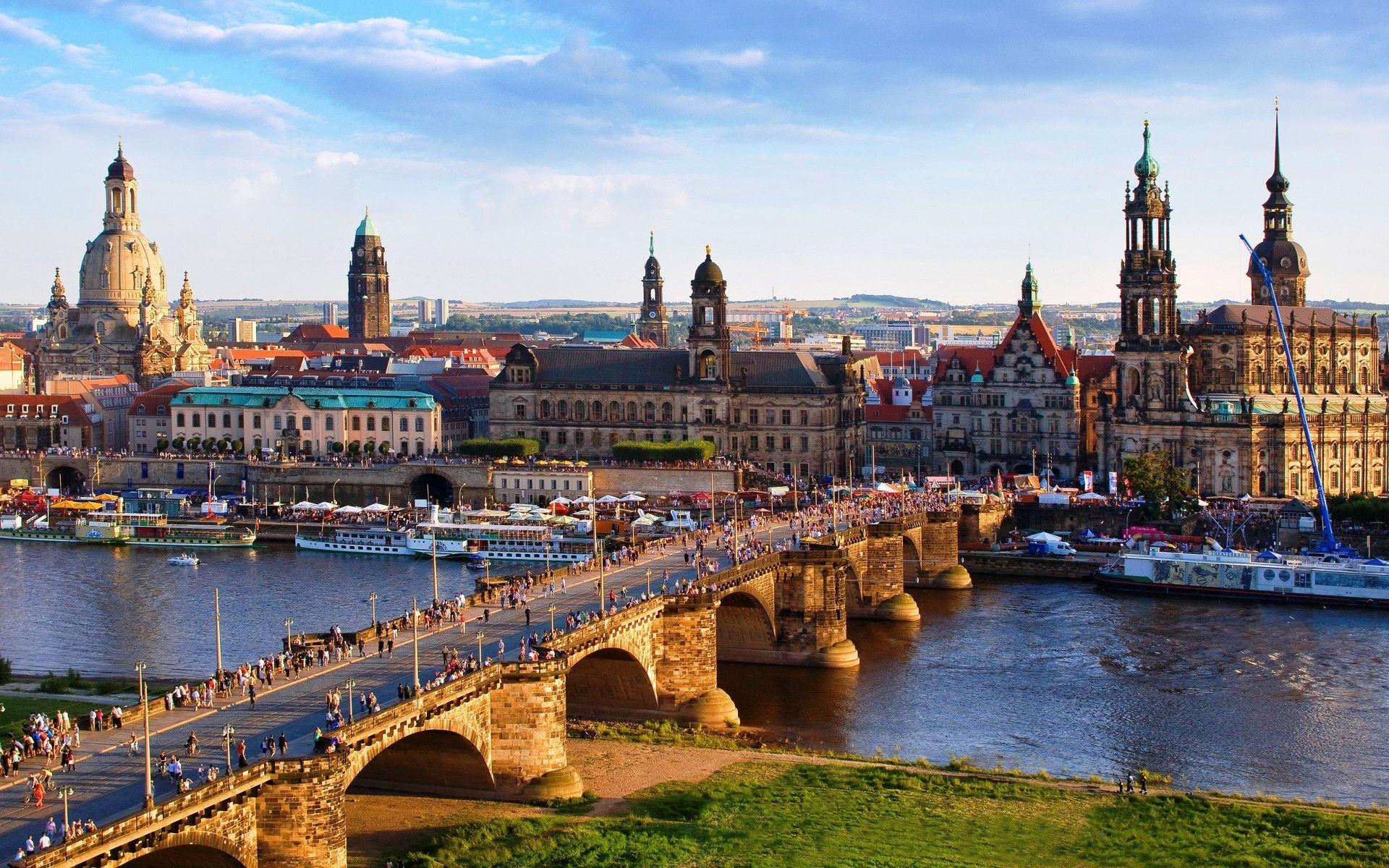 Dresden, Germany Full HD Wallpapers and Backgrounds Image