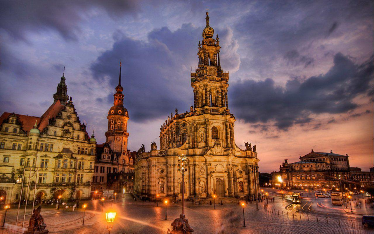 Dresden Today HD Wallpaper, Backgrounds Image