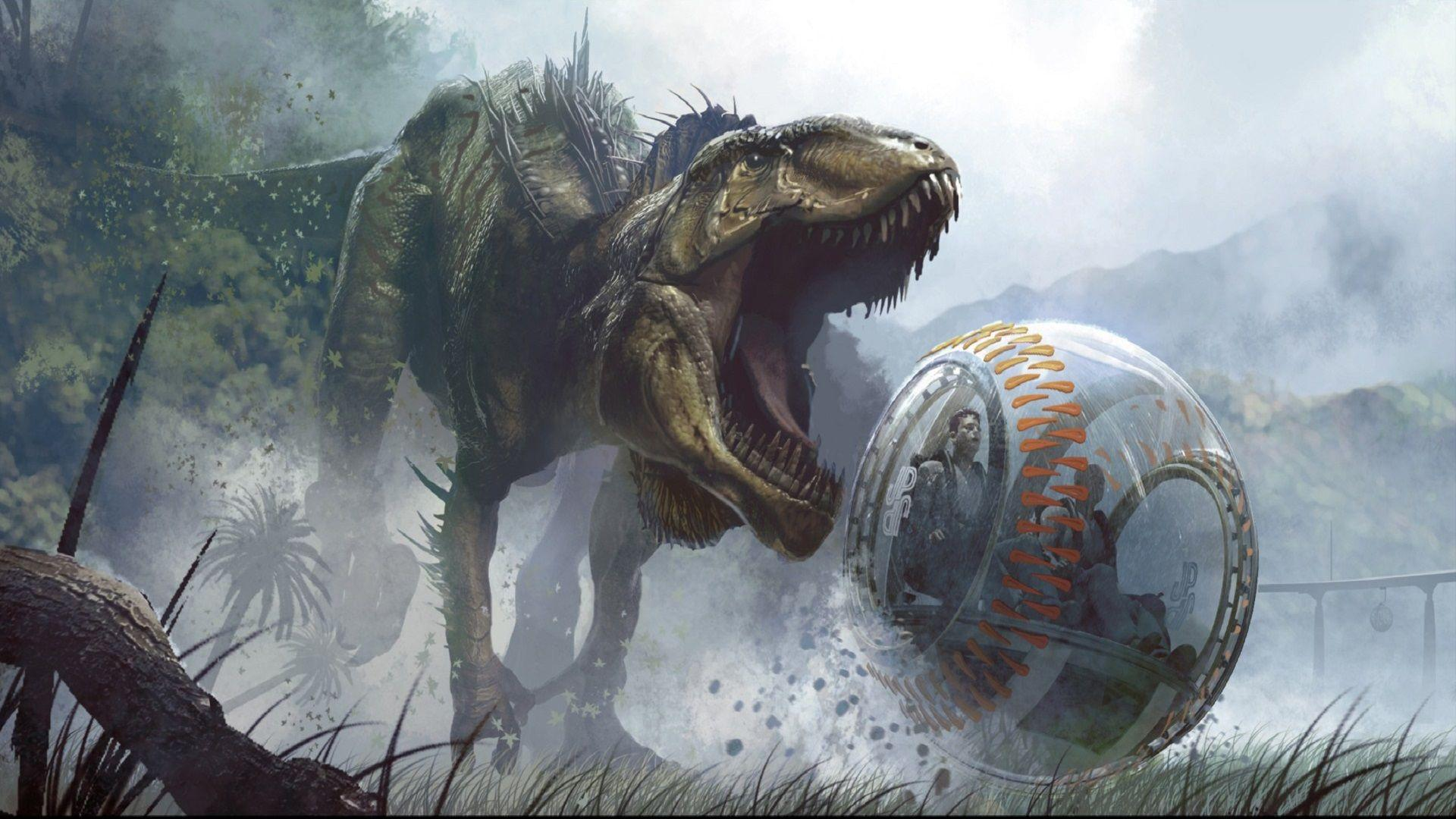 Jurassic World: Fallen Kingdom HD Wallpapers - Wallpaper Cave