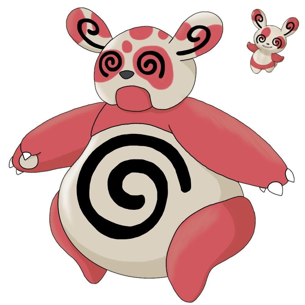 SPINDA EVOLUTION