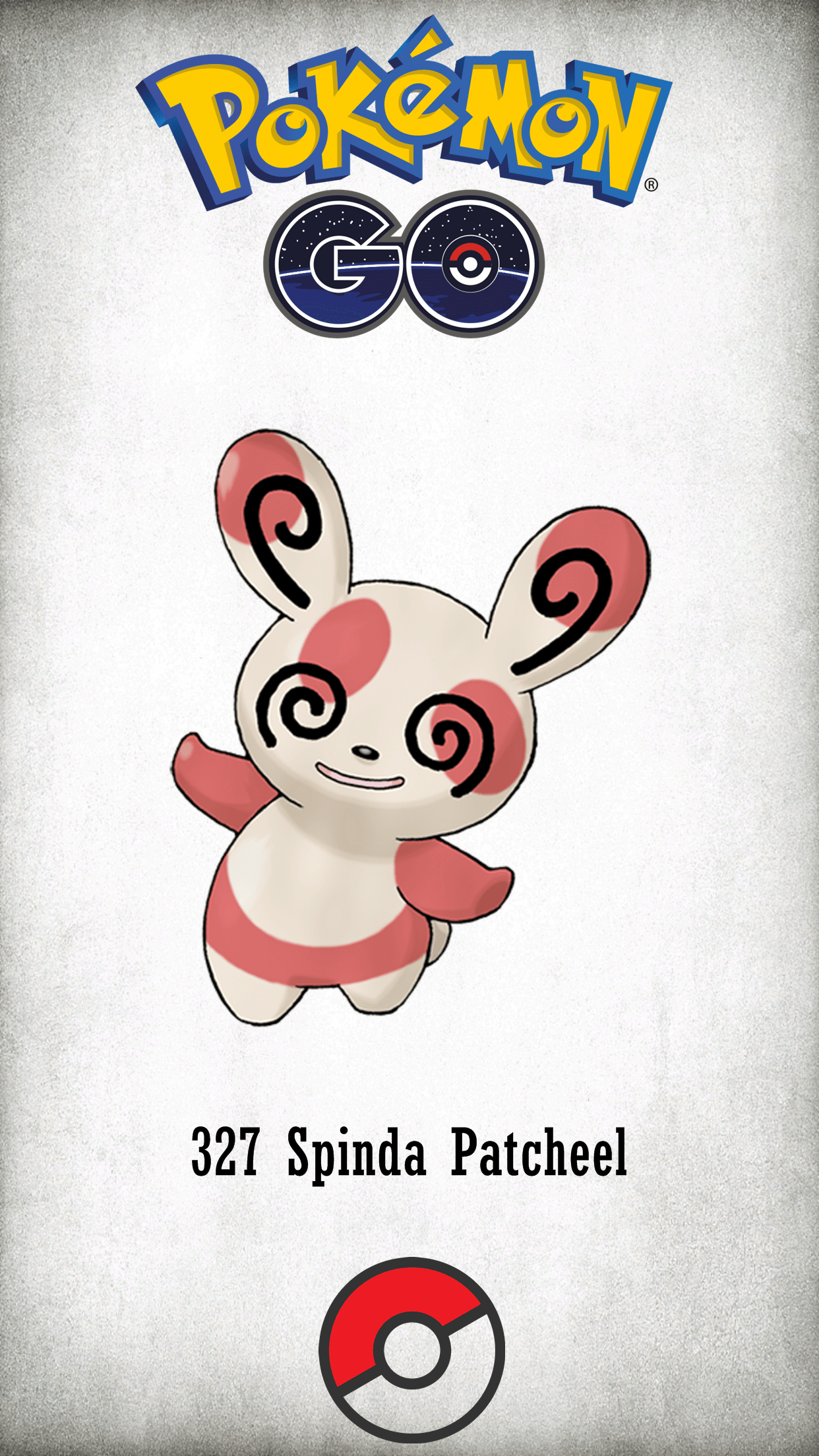 327 Character Spinda Patcheel