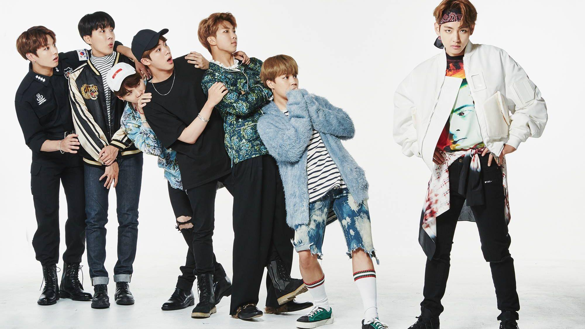 Bts Cute Laptop Wallpapers