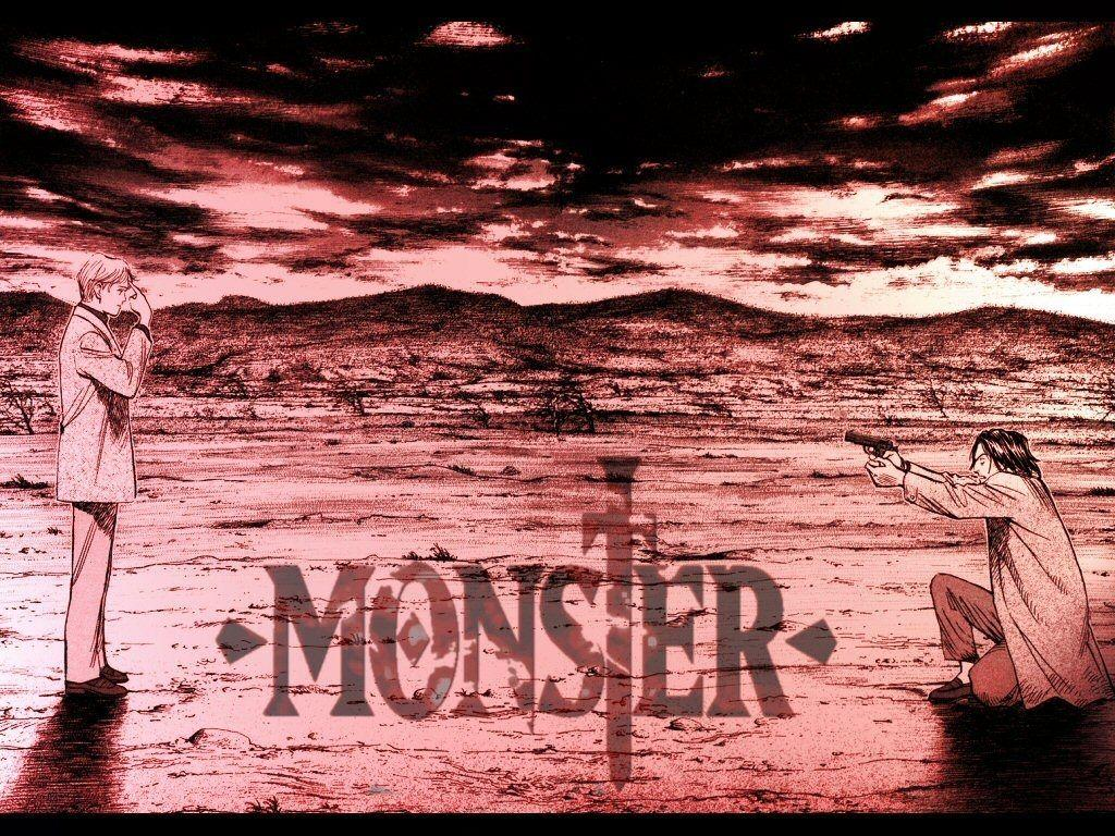 Monster Anime Wallpapers Wallpaper Cave