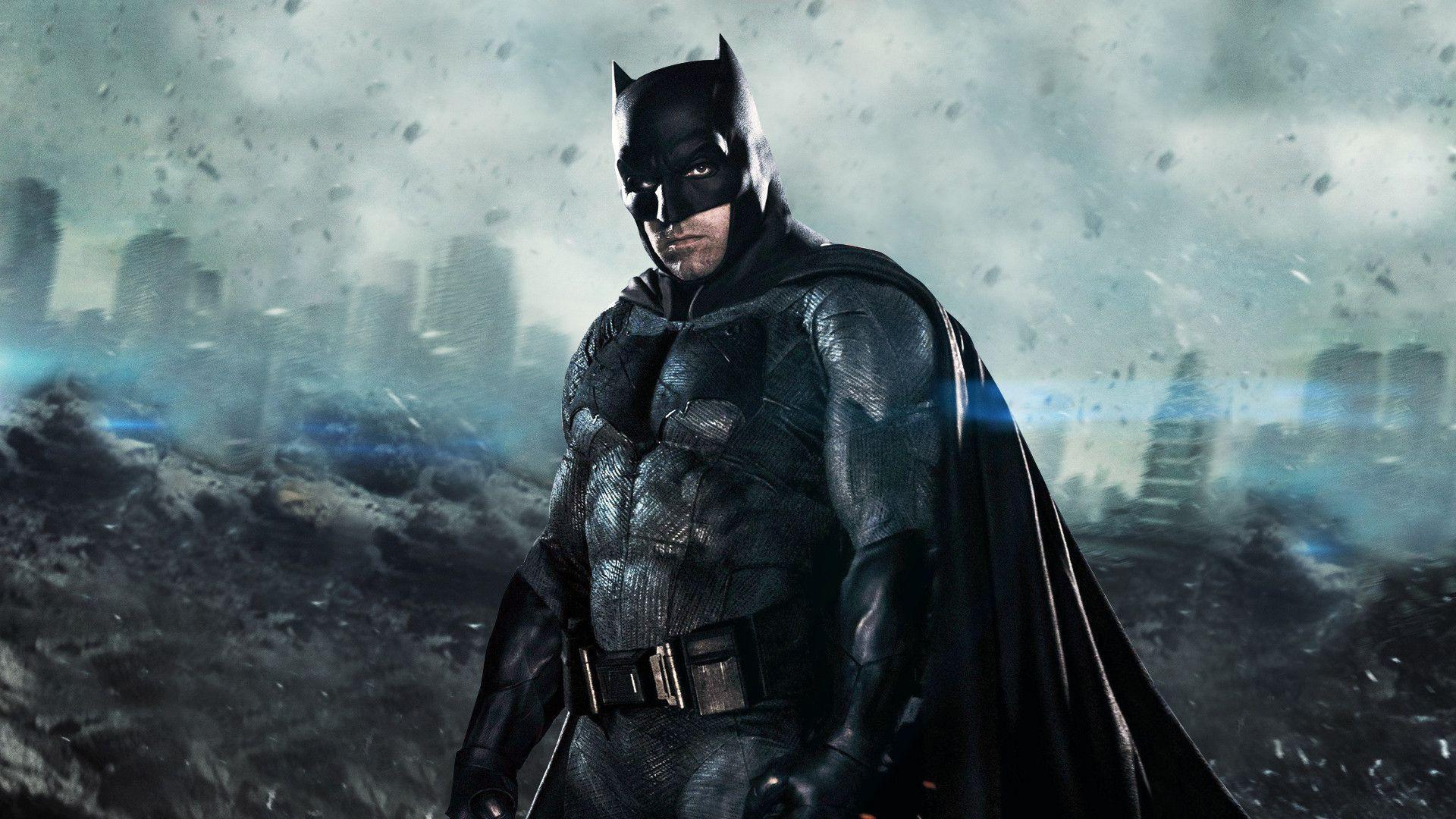 Ben Affleck; Batman