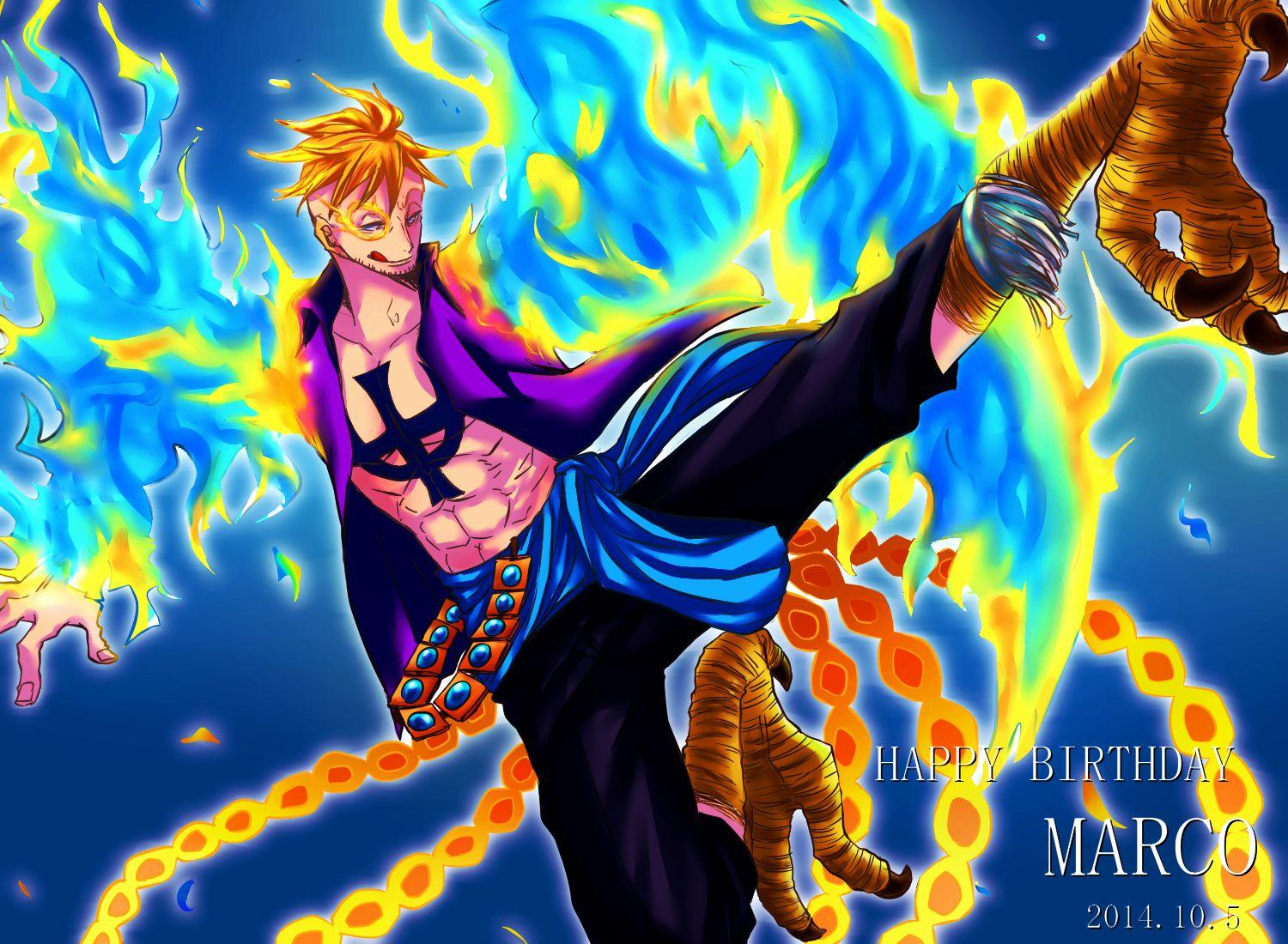 Marco One Piece Wallpapers Wallpaper Cave