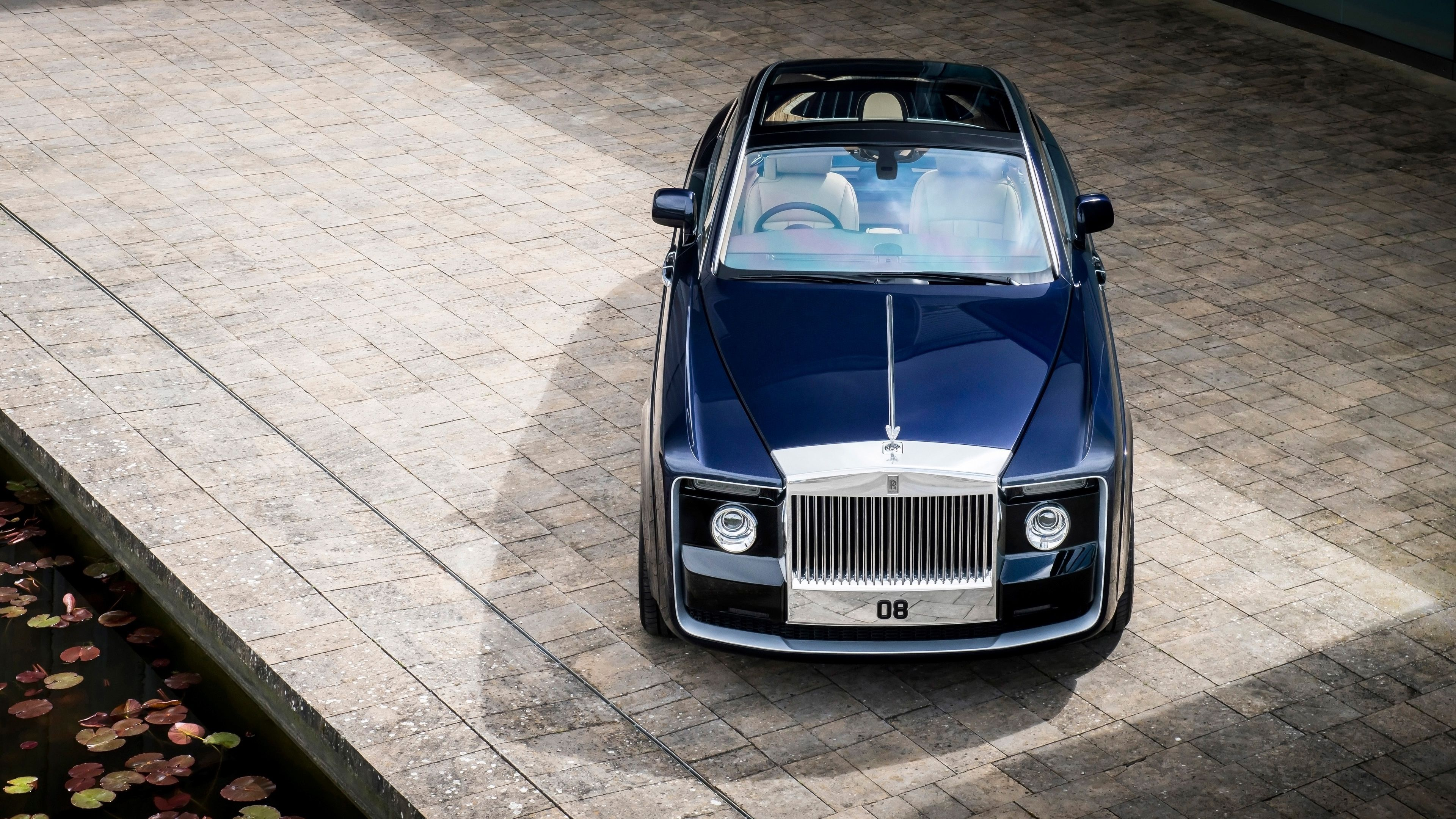 Rolls Royce Sweptail 4K 2017 Wallpaper | HD Car Wallpapers| ID #7978
