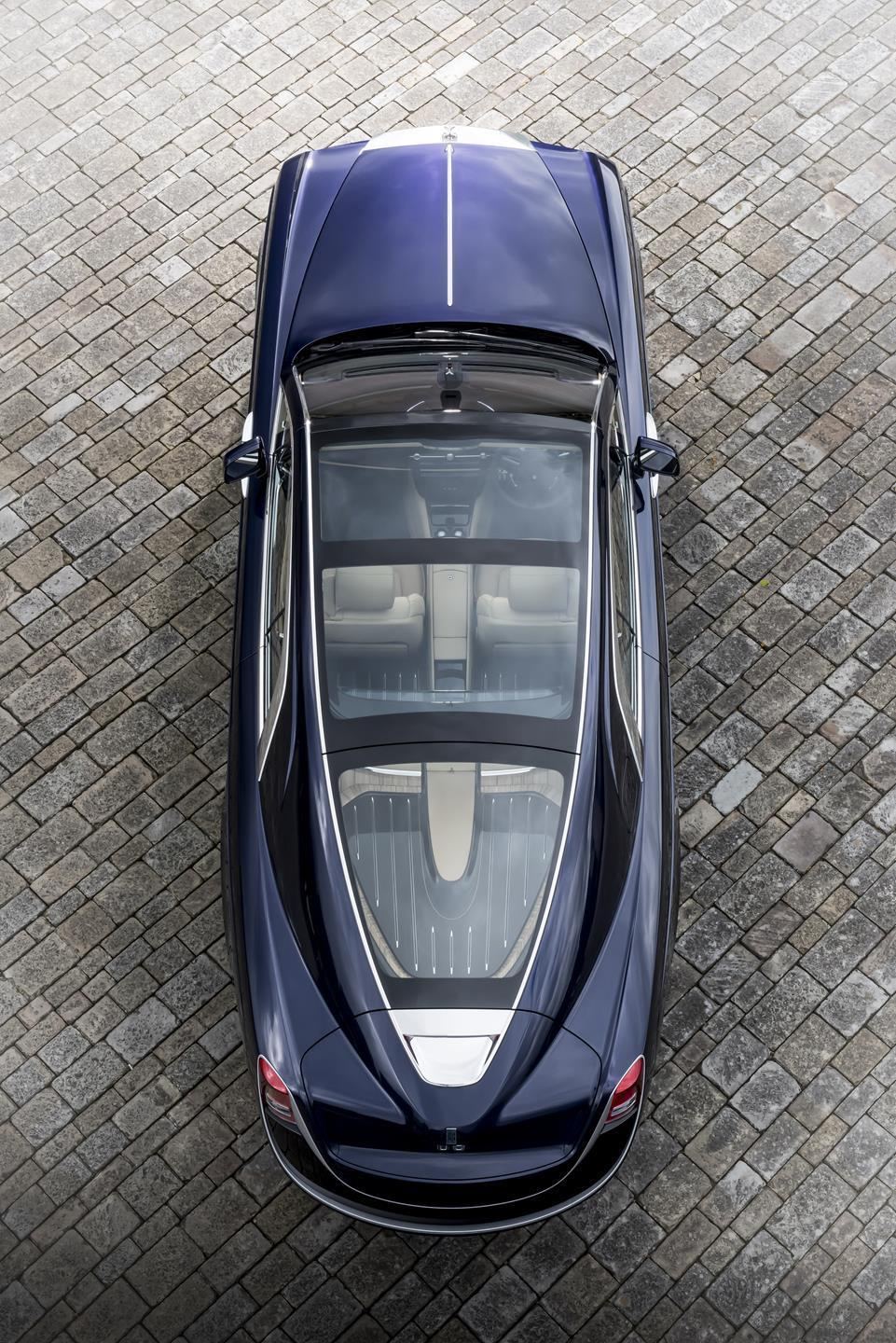 2017 Rolls-Royce Sweptail Wallpaper and Image Gallery
