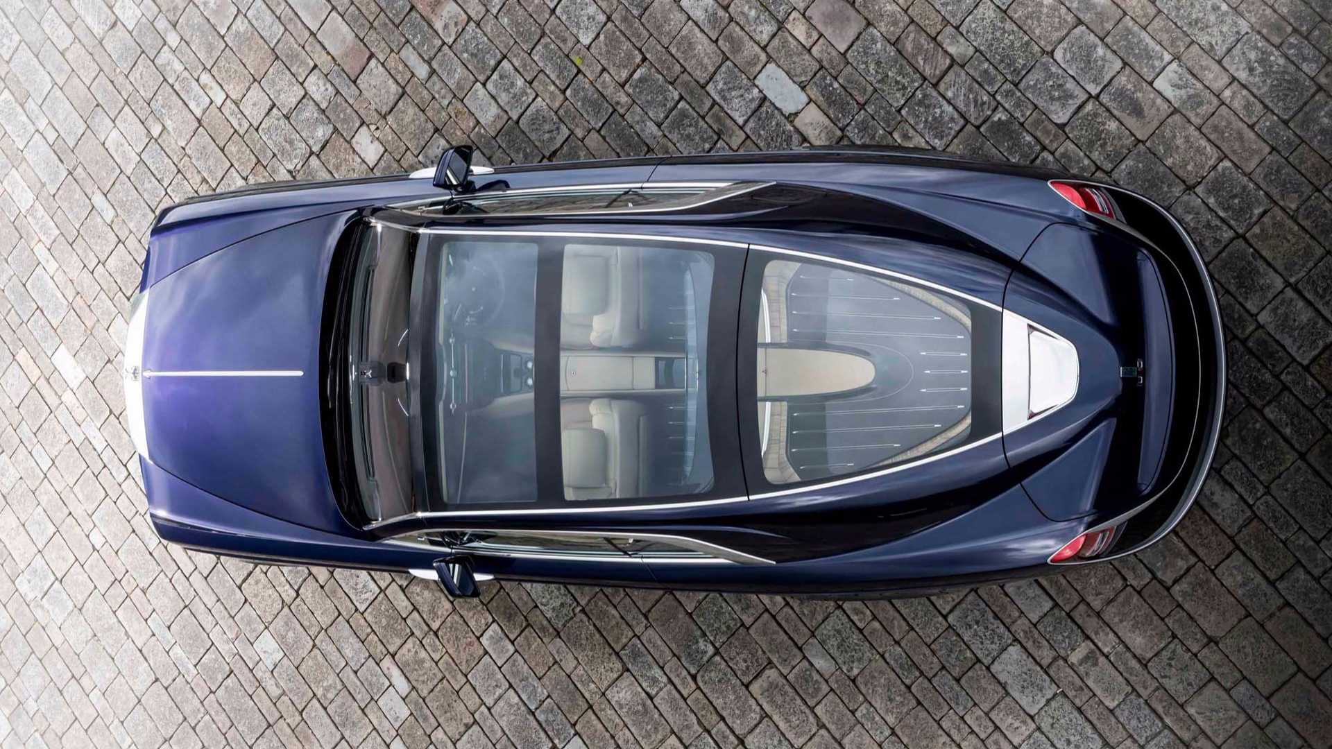 Rolls-Royce Builds Bespoke Sweptail And It's Positively Glorious