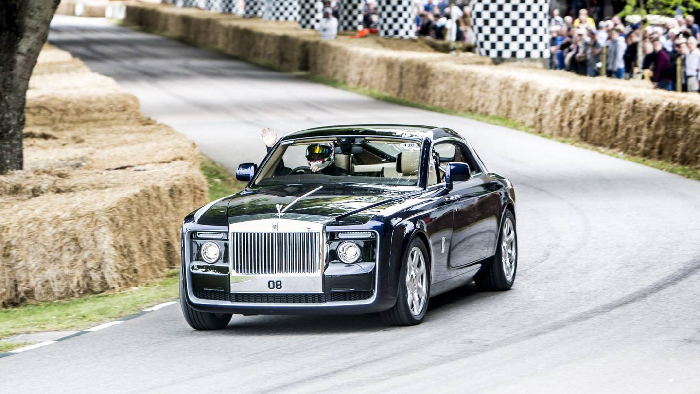 Rolls-Royce Is Not Interested in Hybrids or Autonomy. Got it? - The ...