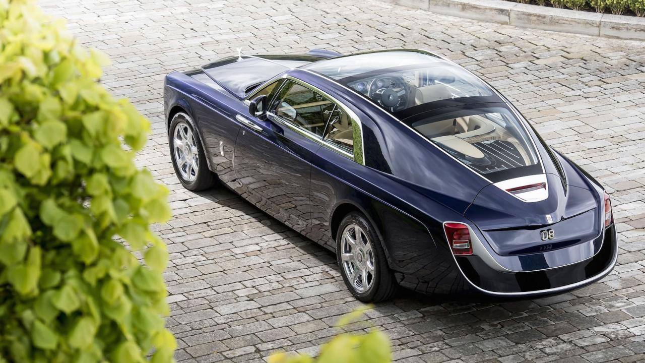 Sweptail: Rolls Royce's $13 million masterpiece — BEAM Cars