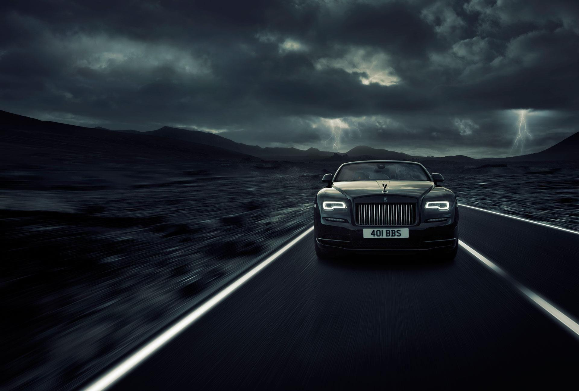 2017 Rolls-Royce Dawn Black Badge Wallpaper and Image Gallery
