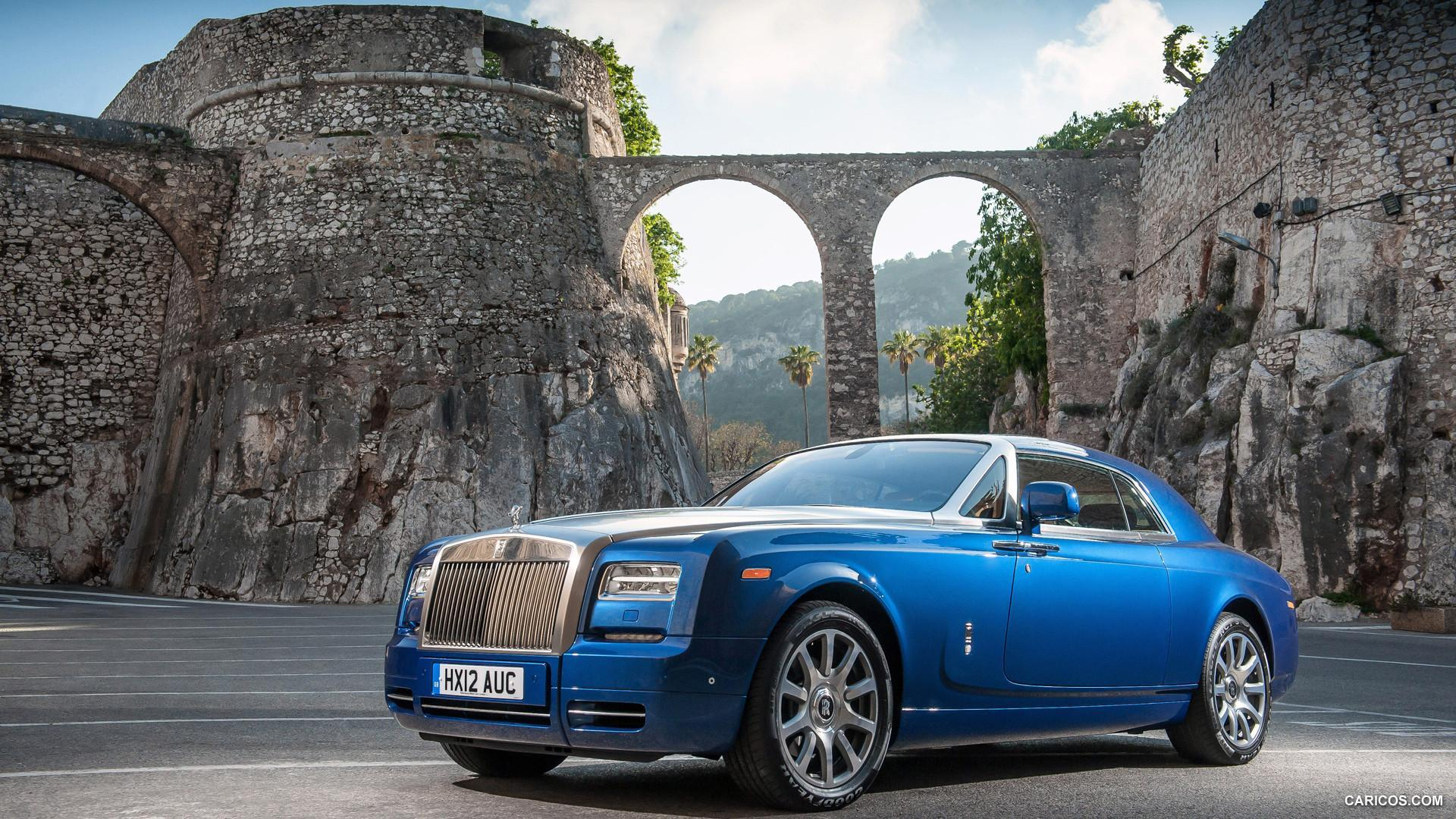 Rolls Royce Car Wallpaper