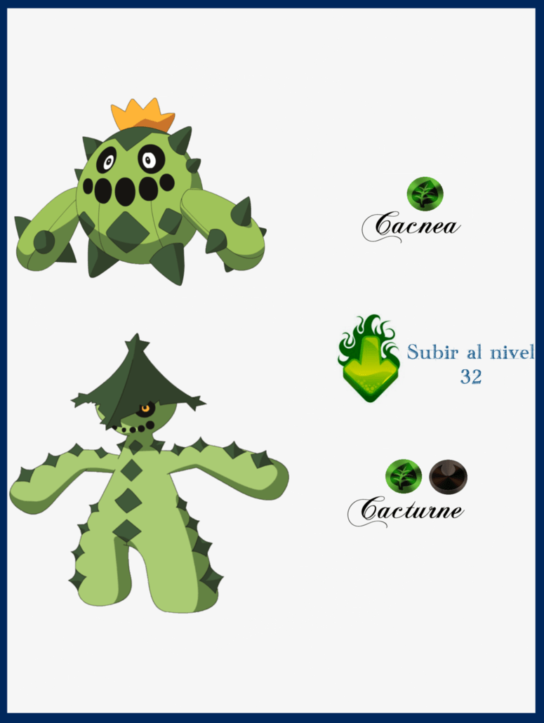 156 Cacnea Evoluciones by Maxconnery