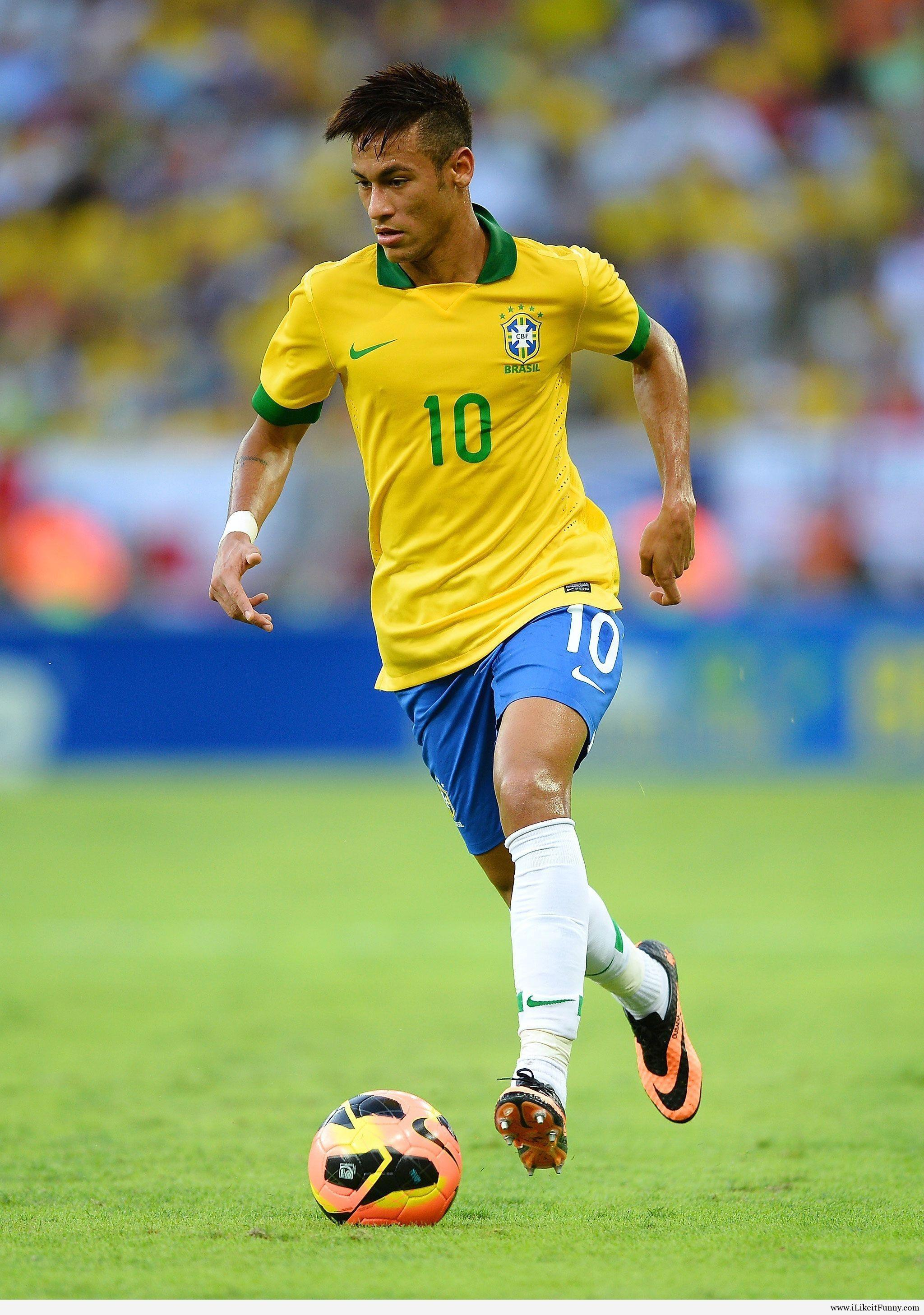 Neymar Brazil Wallpaper 2018 HD (74+ images)