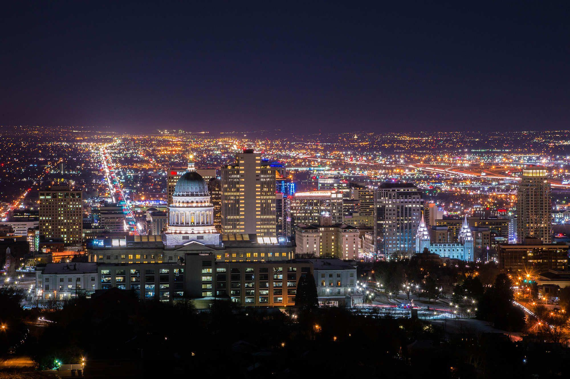 Salt Lake City - United States HD Wallpapers and Photos ...