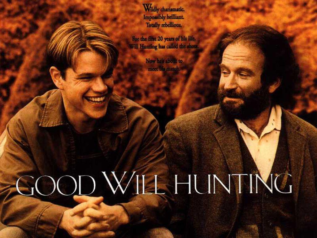 Passion for Movies: Good Will Hunting