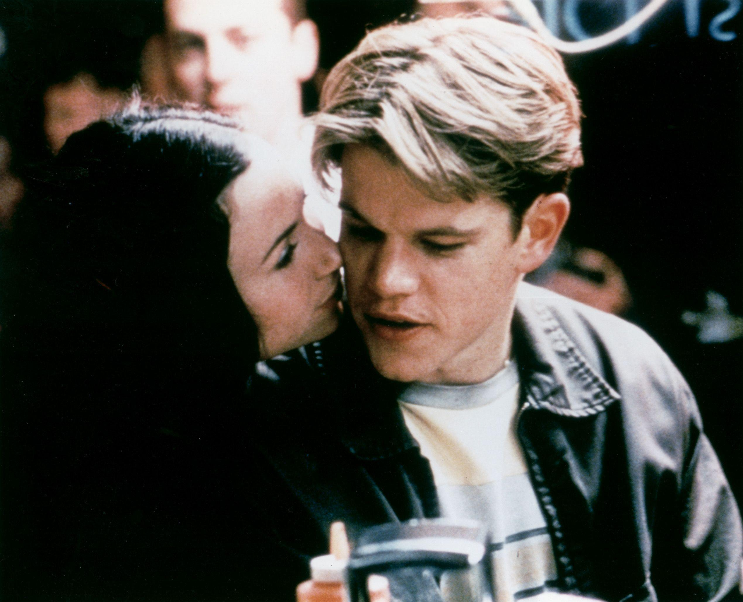Good Will Hunting image Will & Skylar HD wallpapers and backgrounds