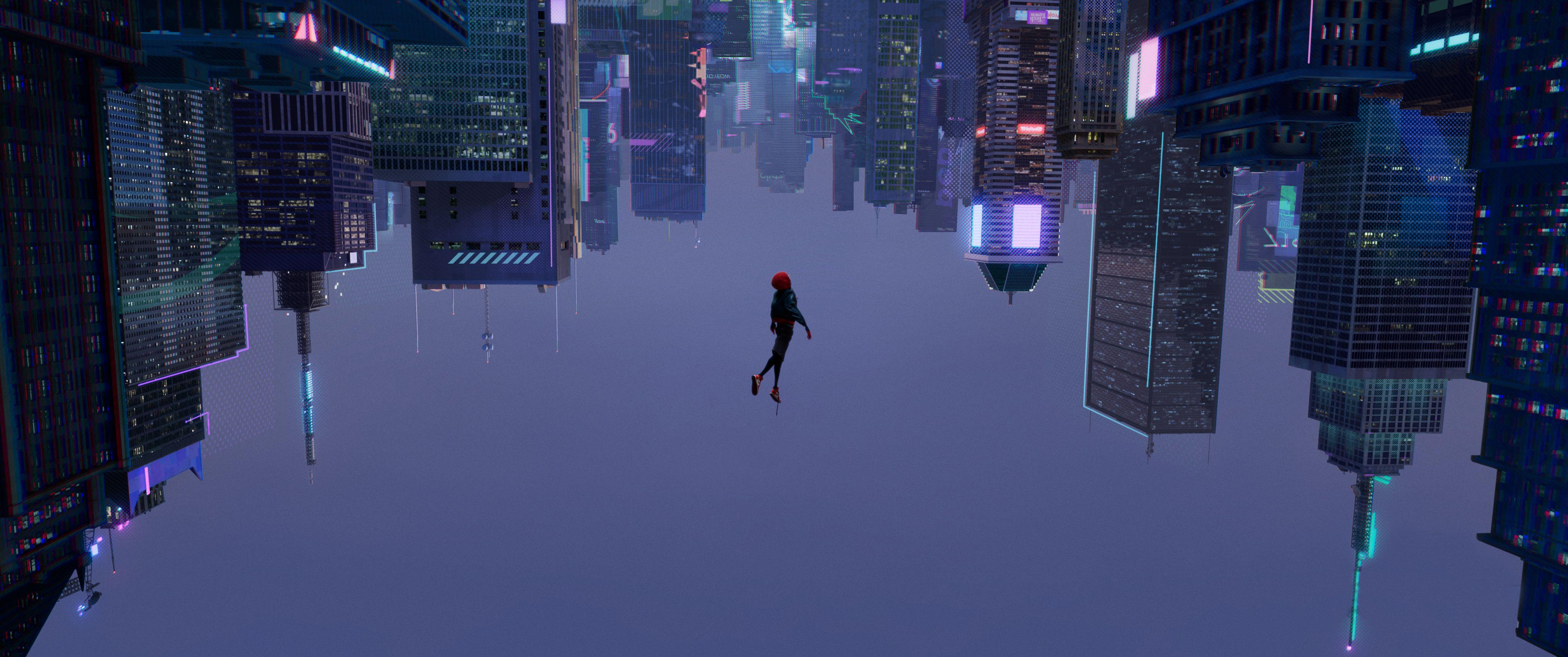 Spider Man Into The Spider Verse Wallpapers Wallpaper Cave
