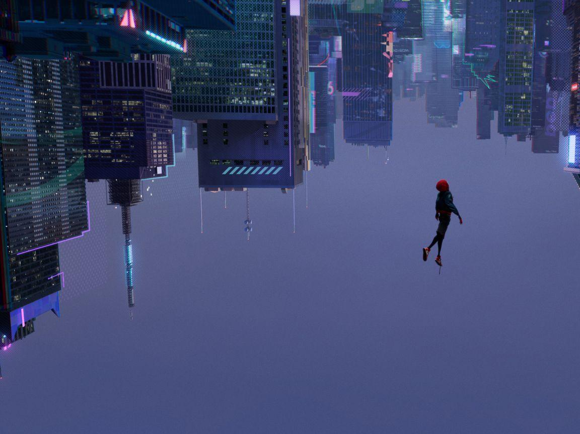 Wallpaper Spider Gwen Spider Man Into The Spider Verse 4k